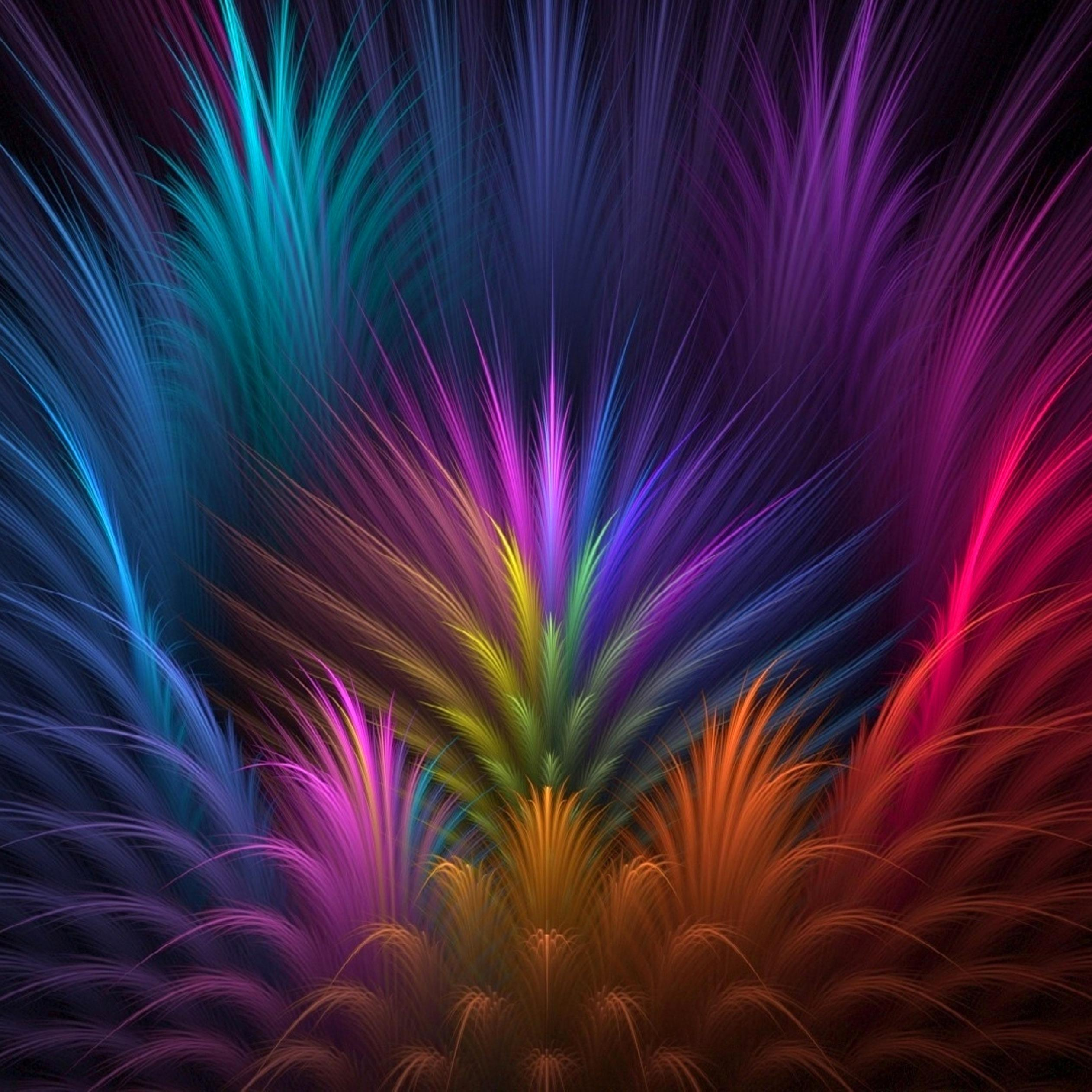 Beautiful Colorful Abstract Wallpaper