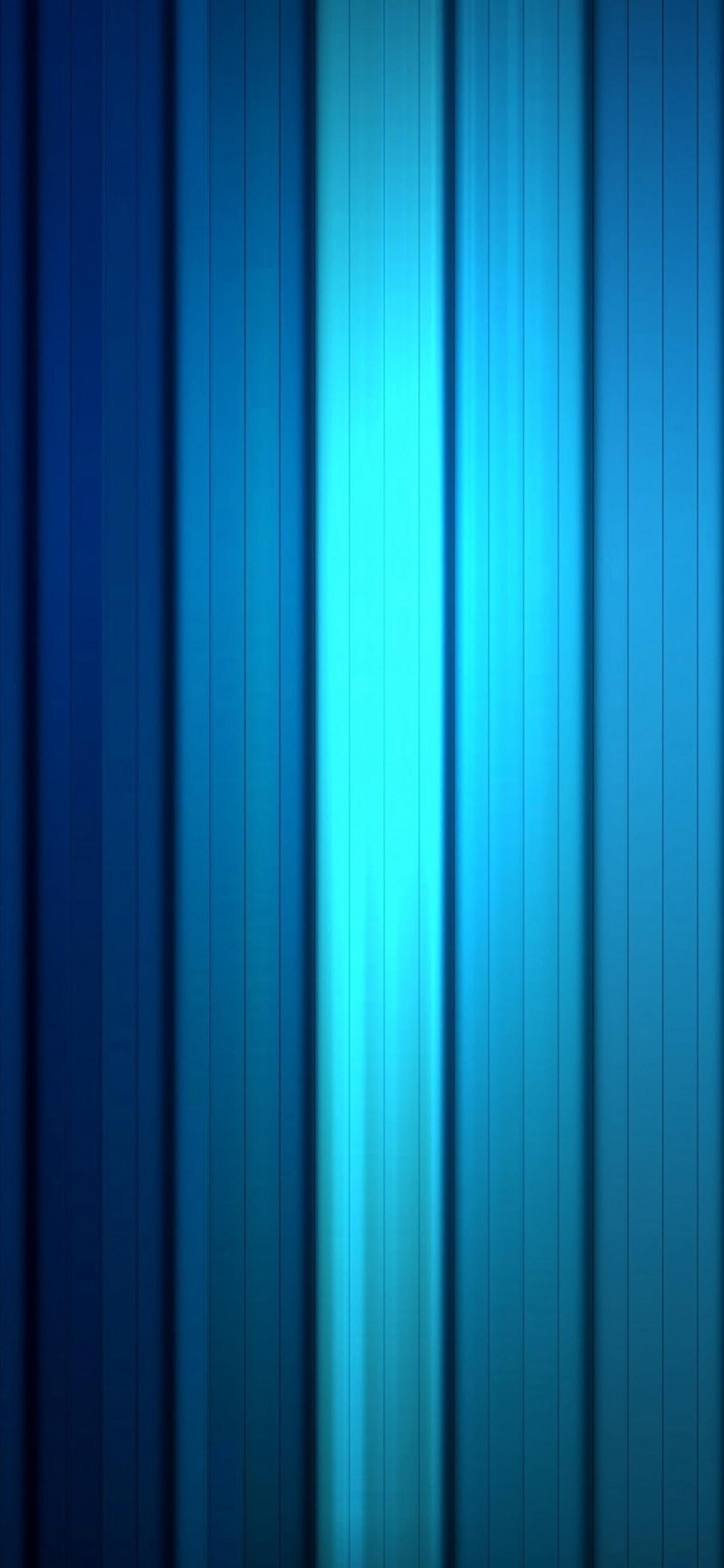 Different Shades Of Blue Abstract Wallpaper