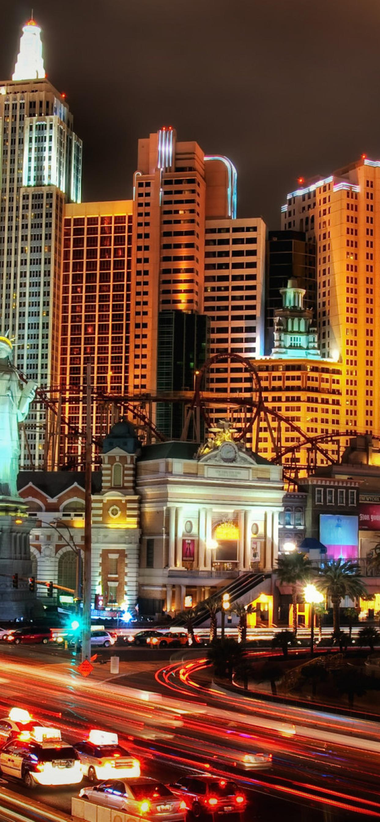 Las Vegas Night View Hd