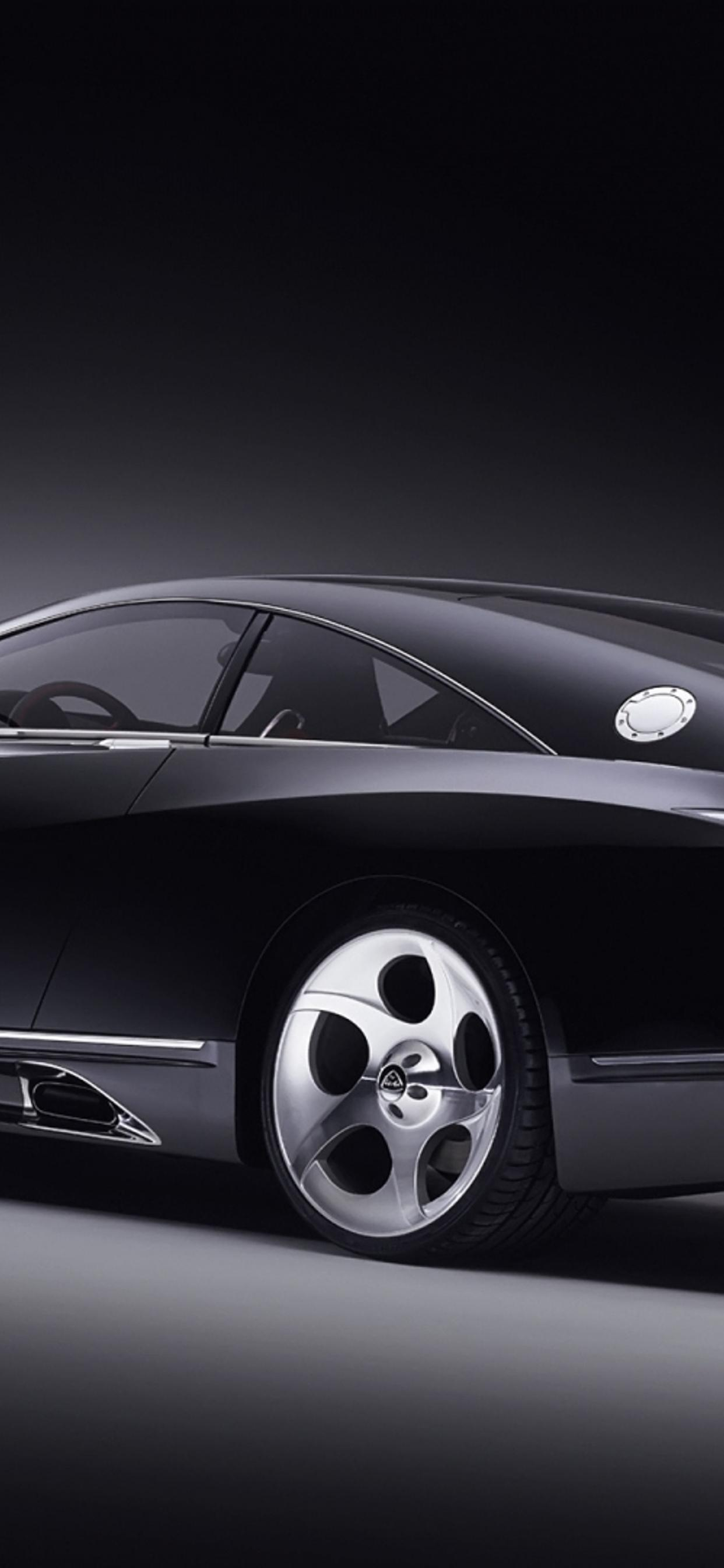 Black Maybach Exelero Car Wallpaper