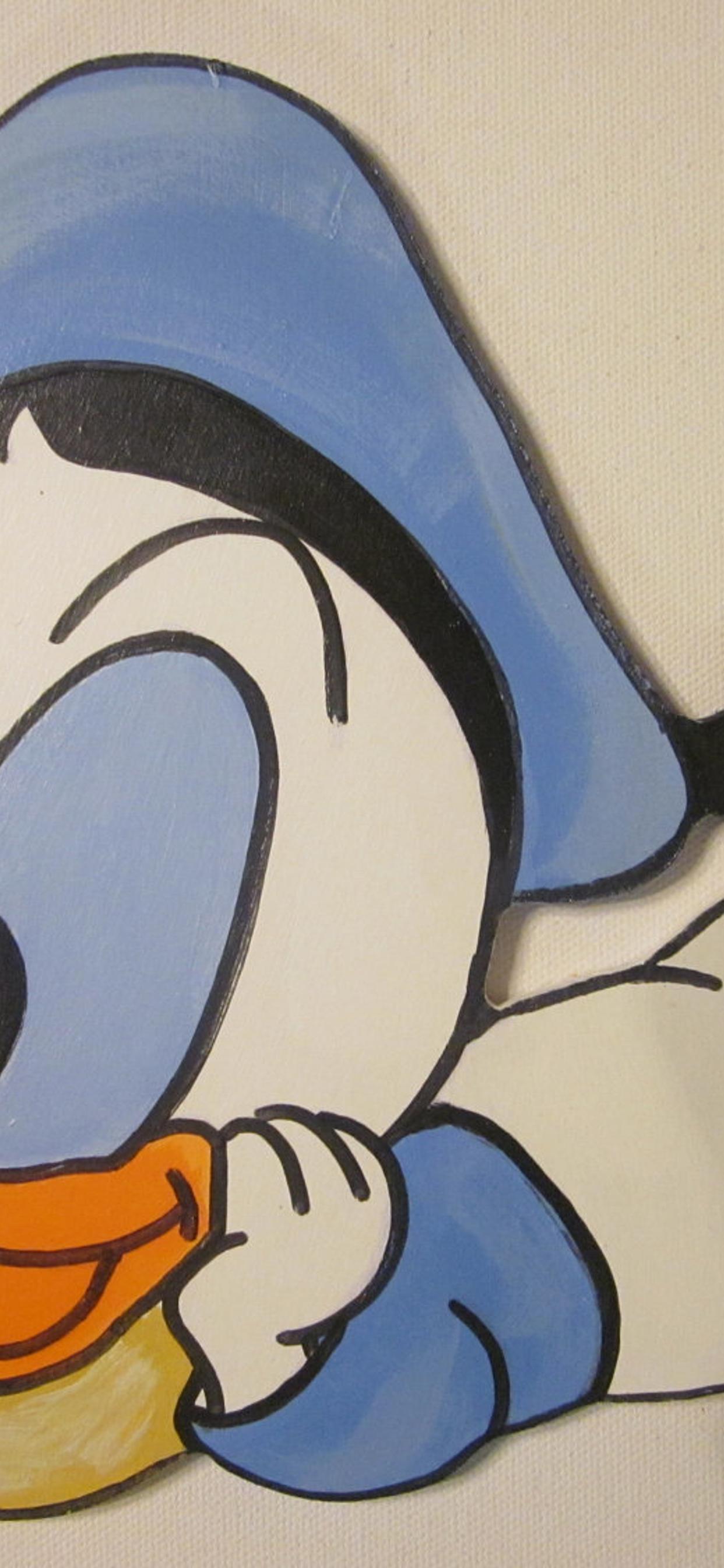 Baby Donald Duck Wallpaper Cartoon Character