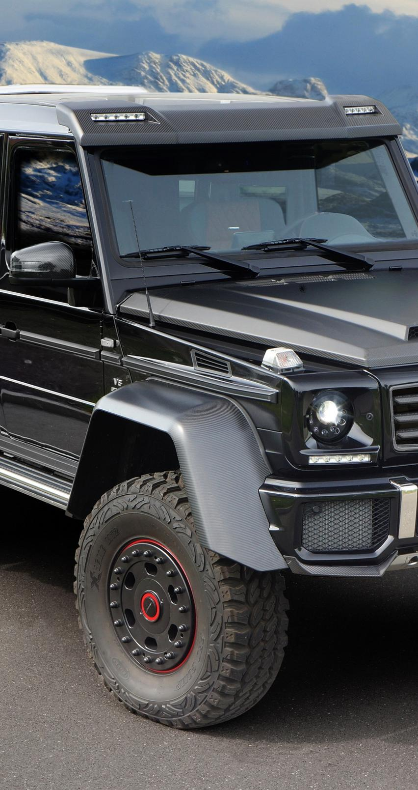100 mercedes benz 6x6 mercedes benz refers to their for Mercedes benz amg 6x6 price