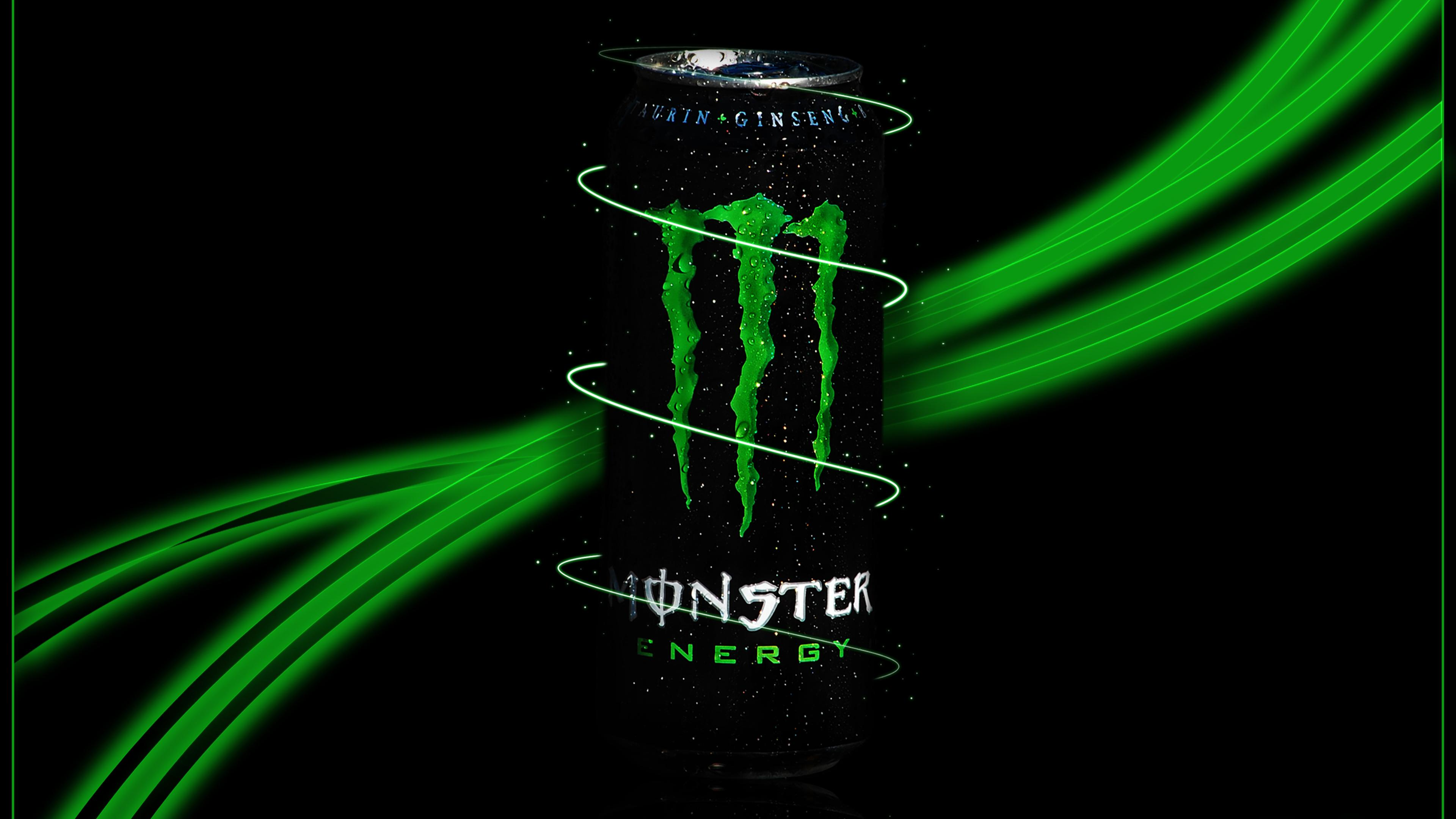 A dose of energizing monster wallpaper download 3840x2160 voltagebd Images