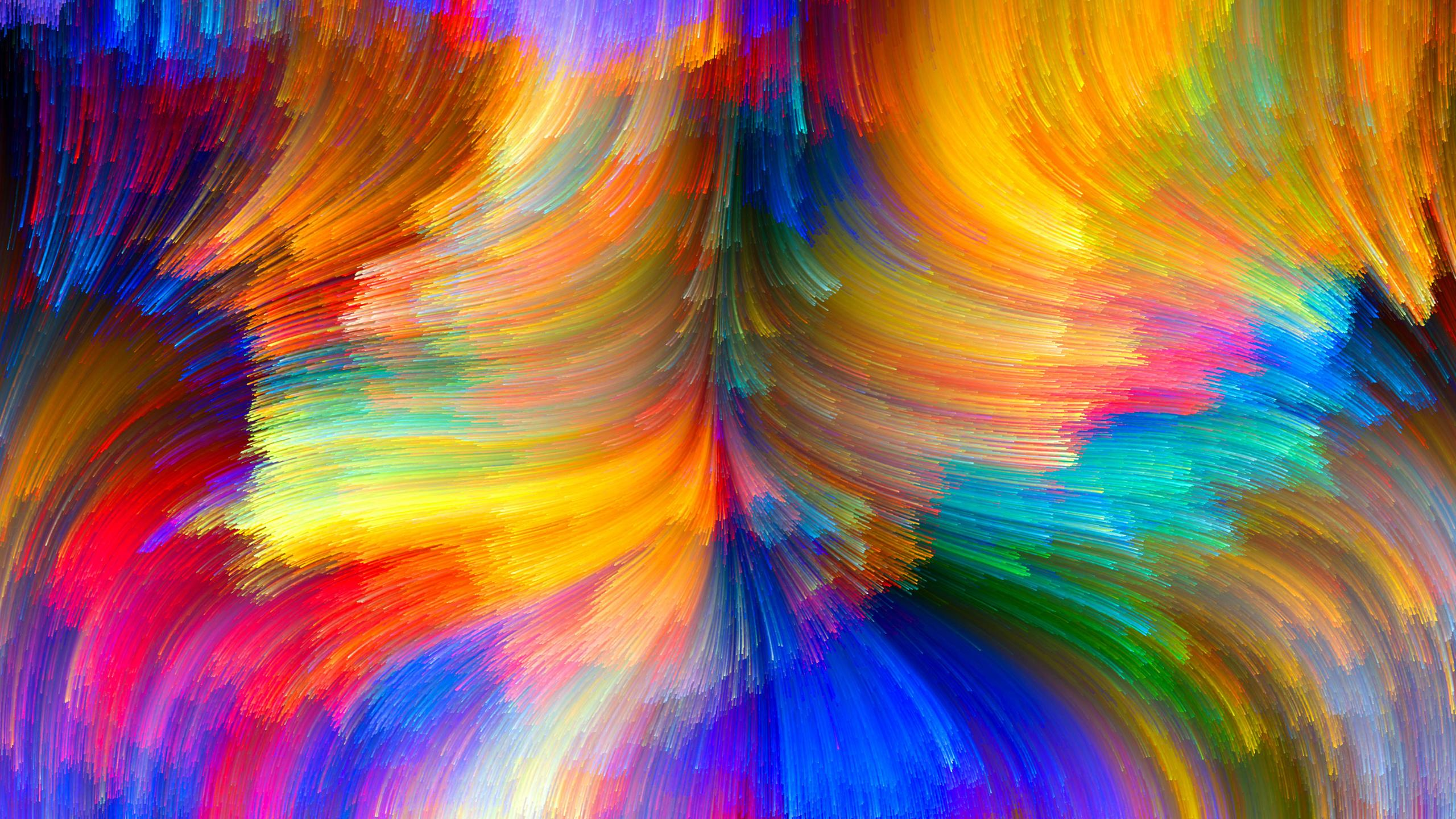 Colorful Food Wallpaper Free Download: Abstract Colorful Wallpaper