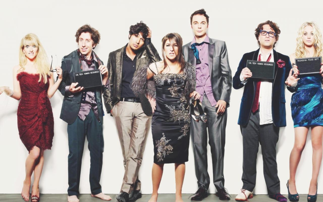 actors from the big bang theory wallpaper download 1280x800
