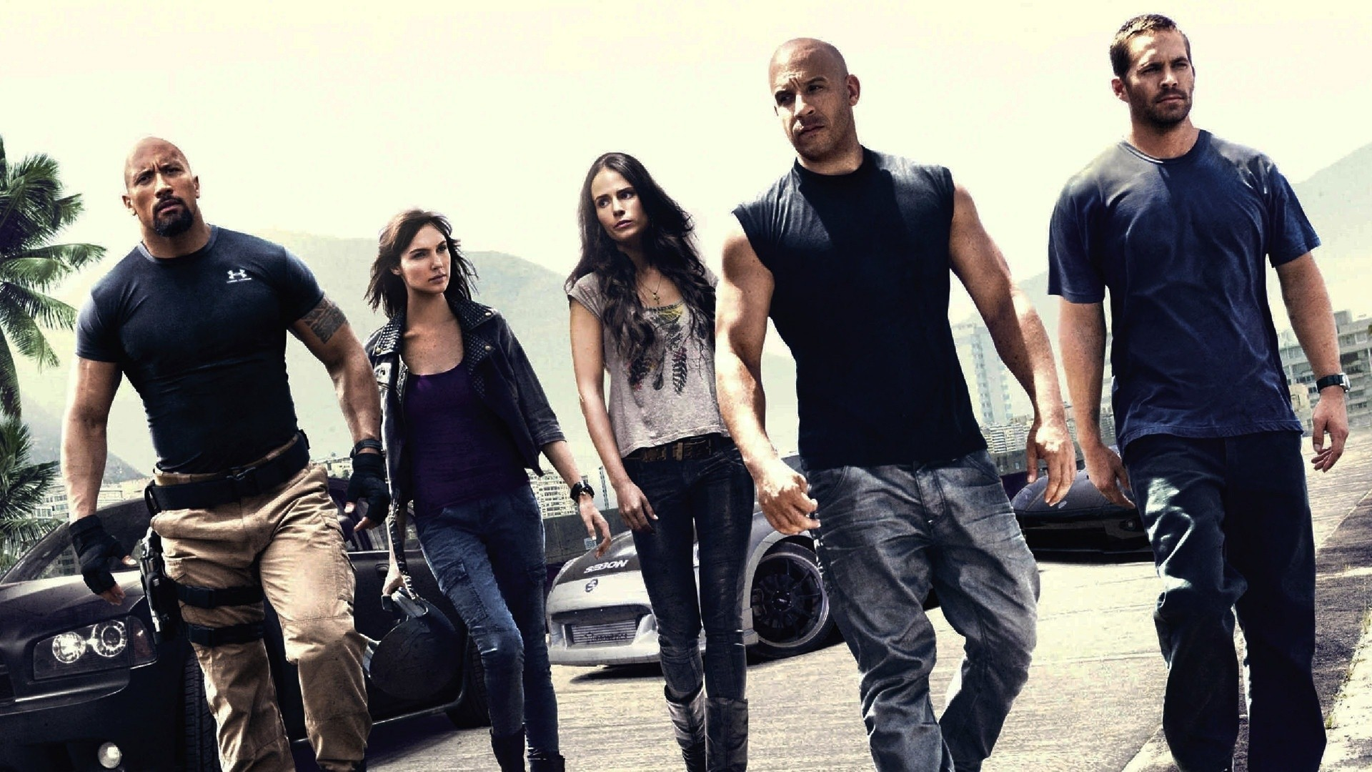 Actors of Fast and Furious movie