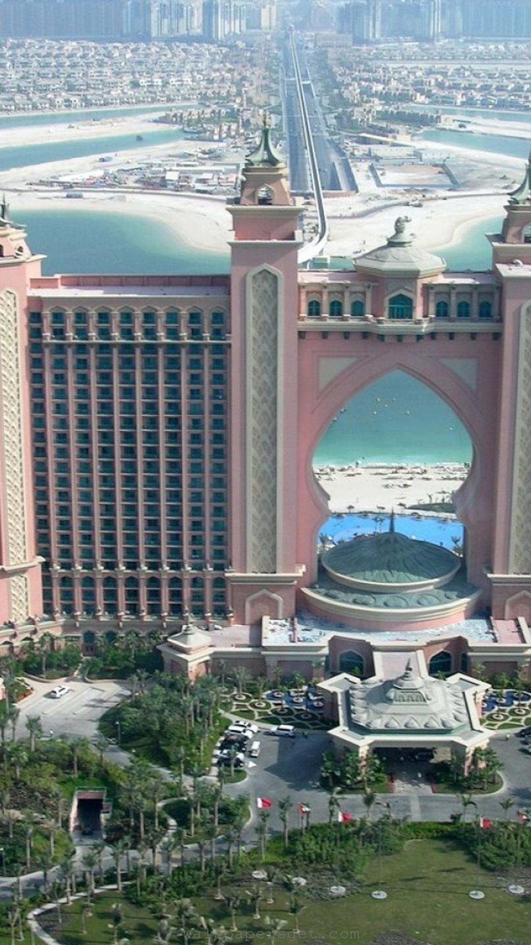 architecture: dubai building hd wallpaper download 1080x1920