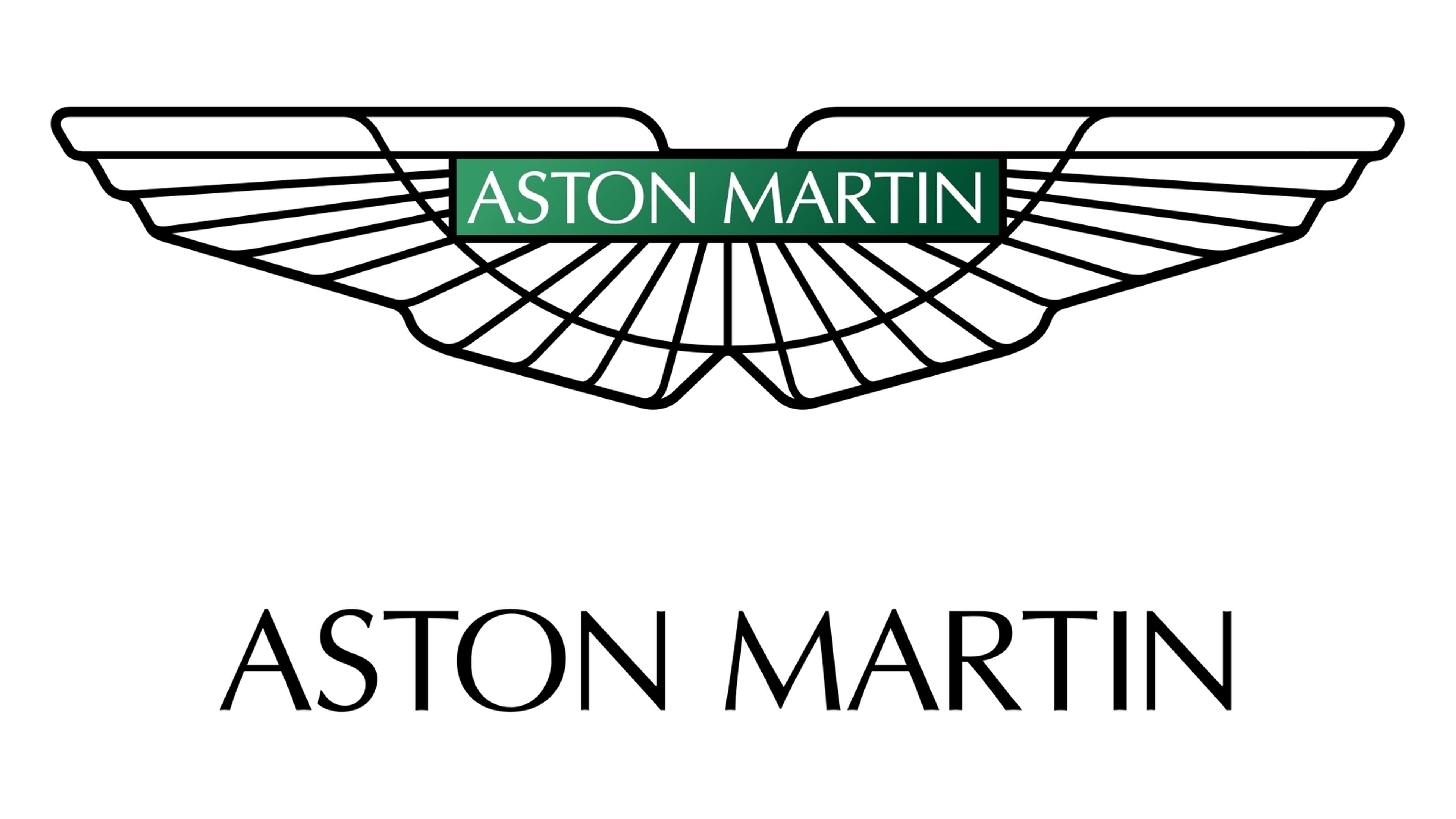 download wallpaper 3840x2160 aston martin emblem white and green. Cars Review. Best American Auto & Cars Review