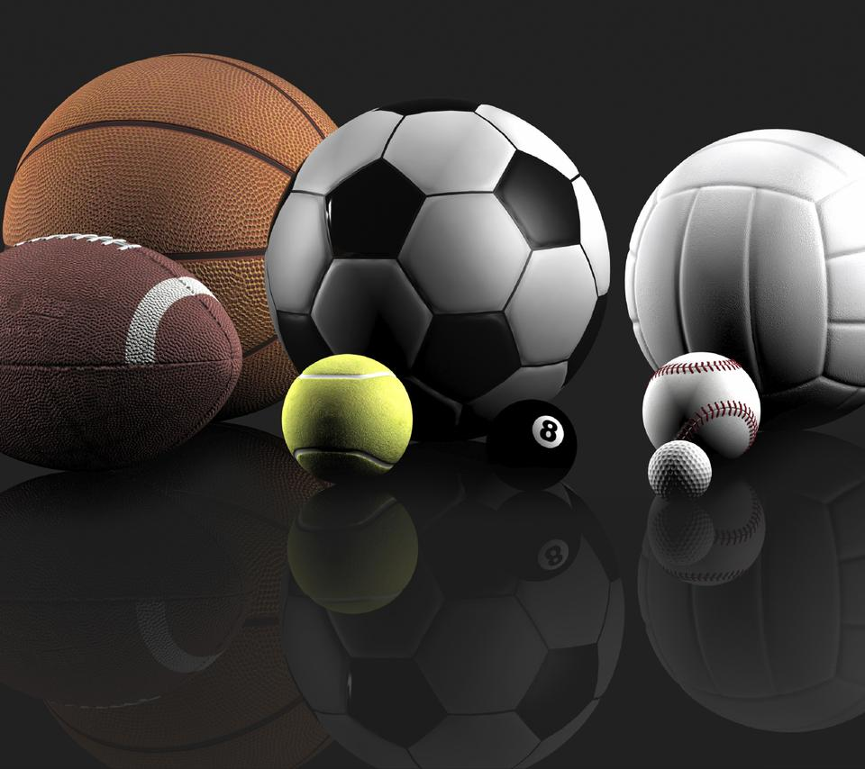 Balls For Different Sports