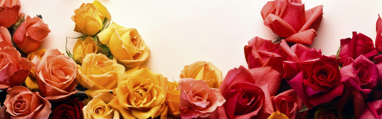 Поздравление от цветов женщине