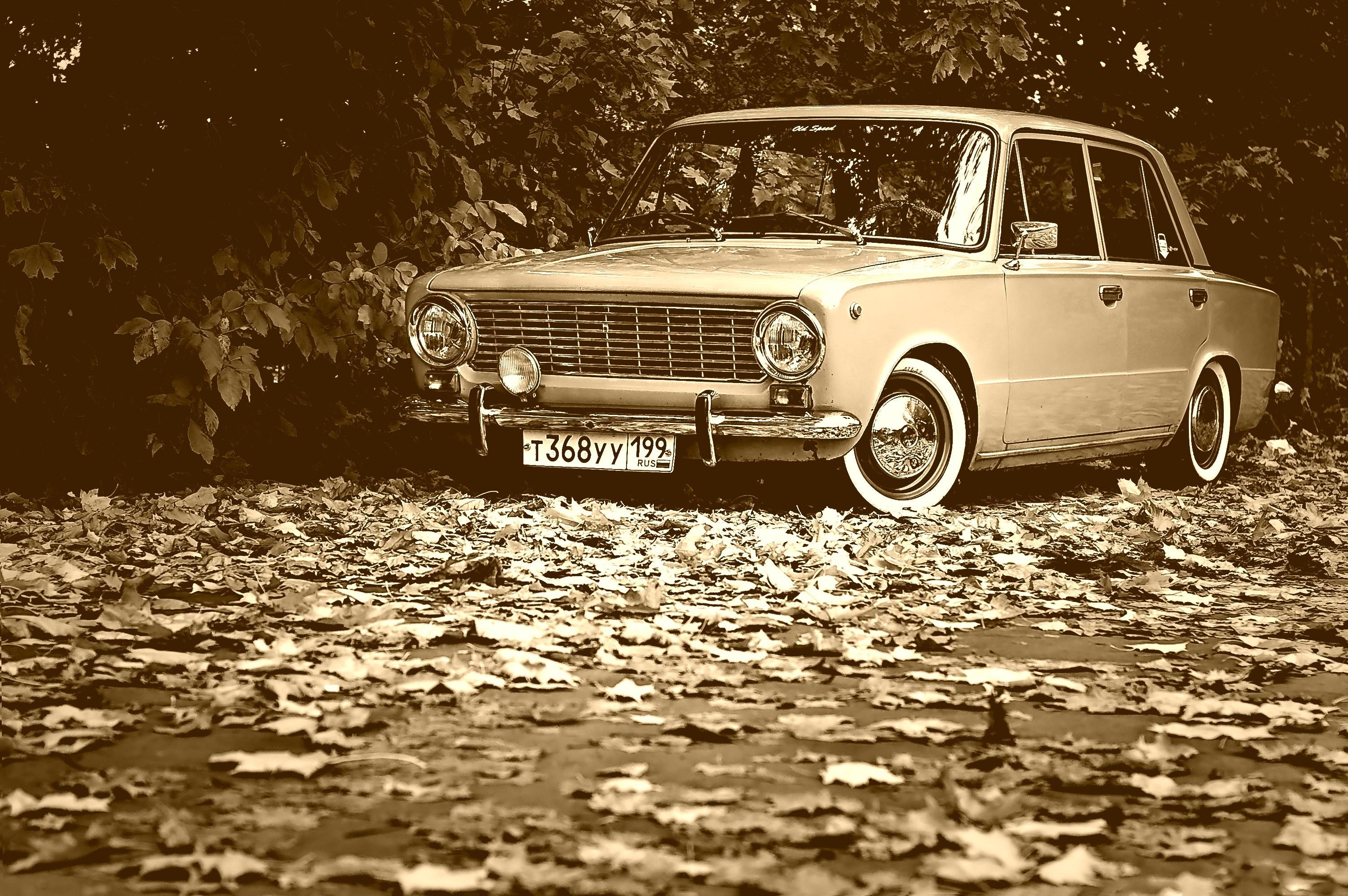 Black And White Wallpaper Old Vintage Car