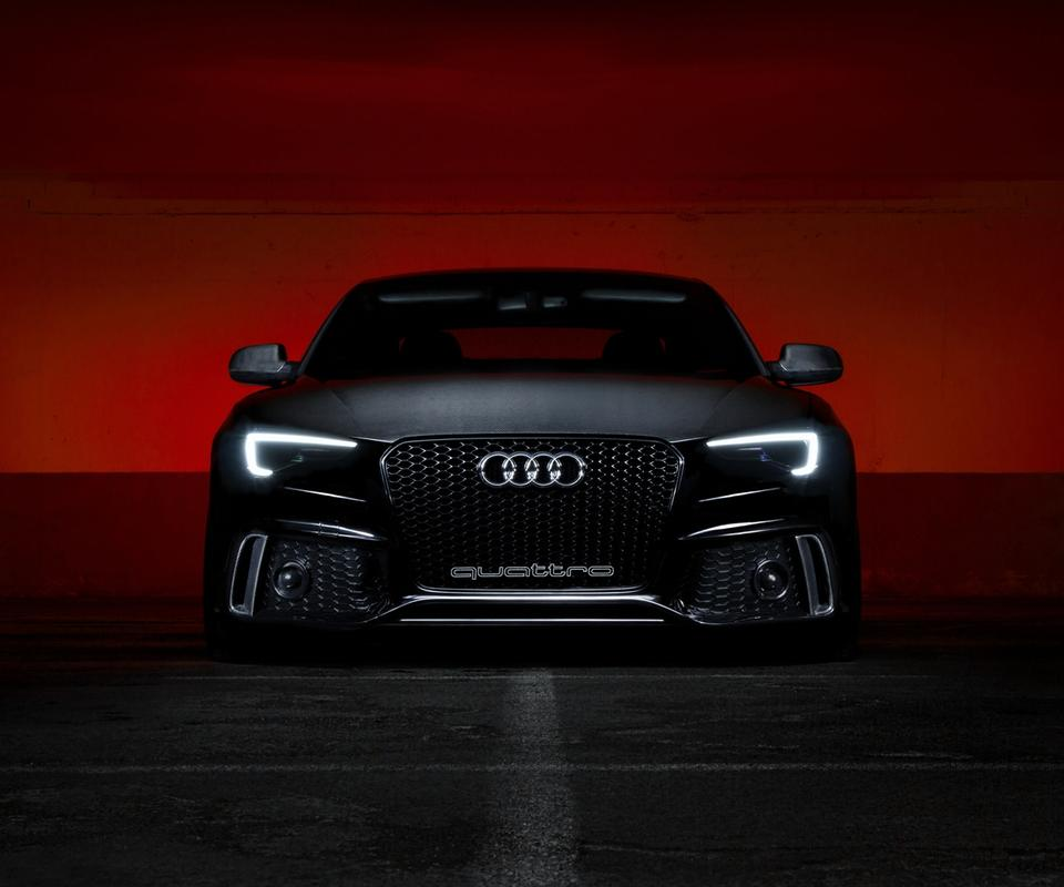 Audi Wallpaper: Dark Wallpaper Wallpaper