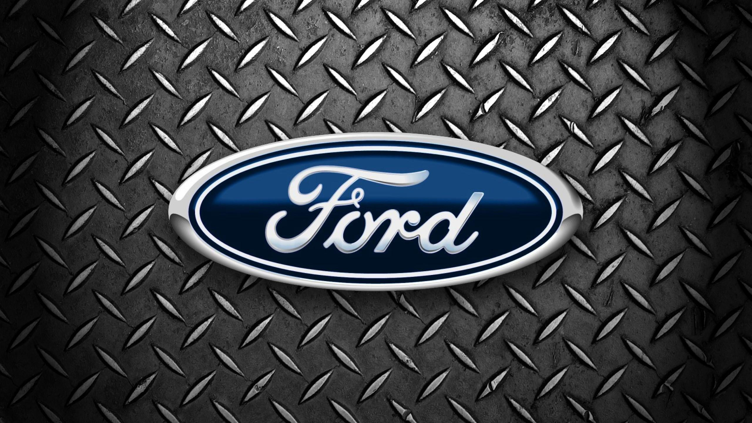 Blue Ford Logo Brand Ford Wallpaper Wallpaper Download