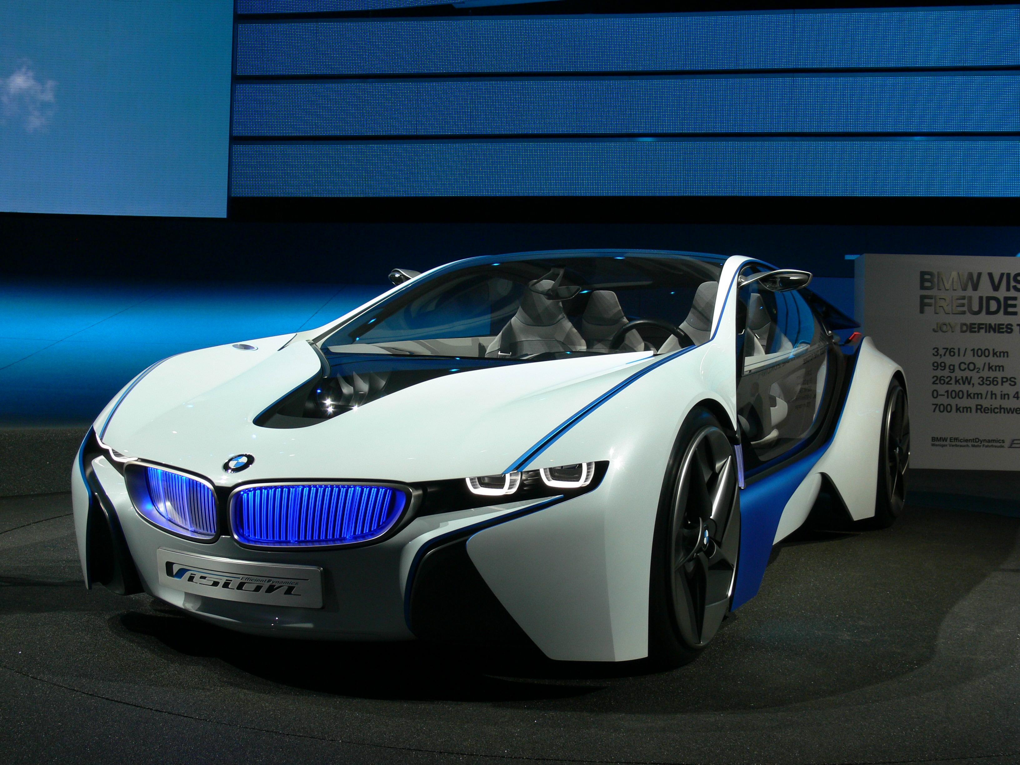 Bmw X9 Concept Vision Amazing Car