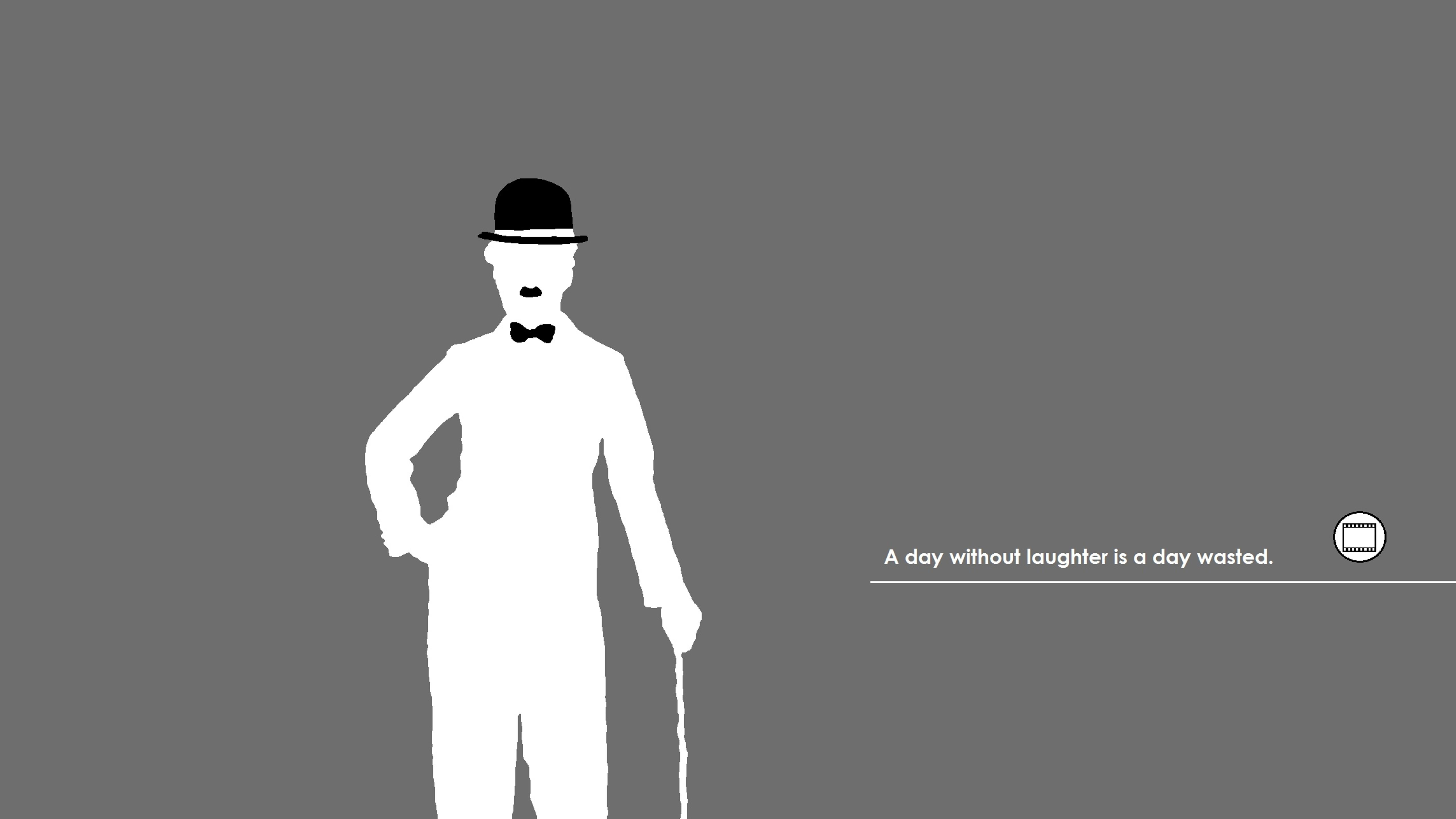 Charlie chaplin quote wallpaper download 5120x2880 thecheapjerseys Images