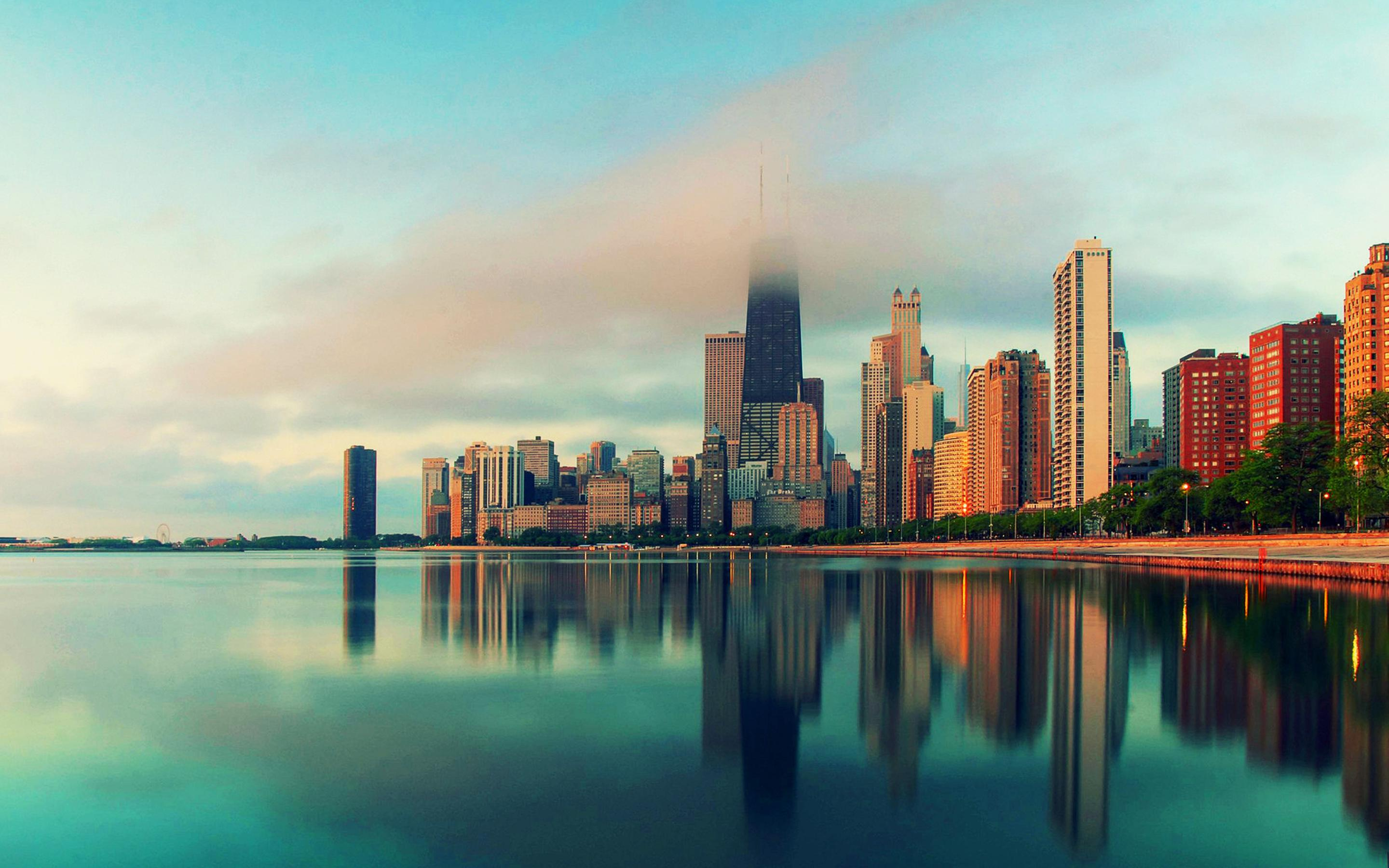 Best Wallpaper Macbook Chicago - city-of-chicago-hd-2880x1800  Collection_67958.jpg