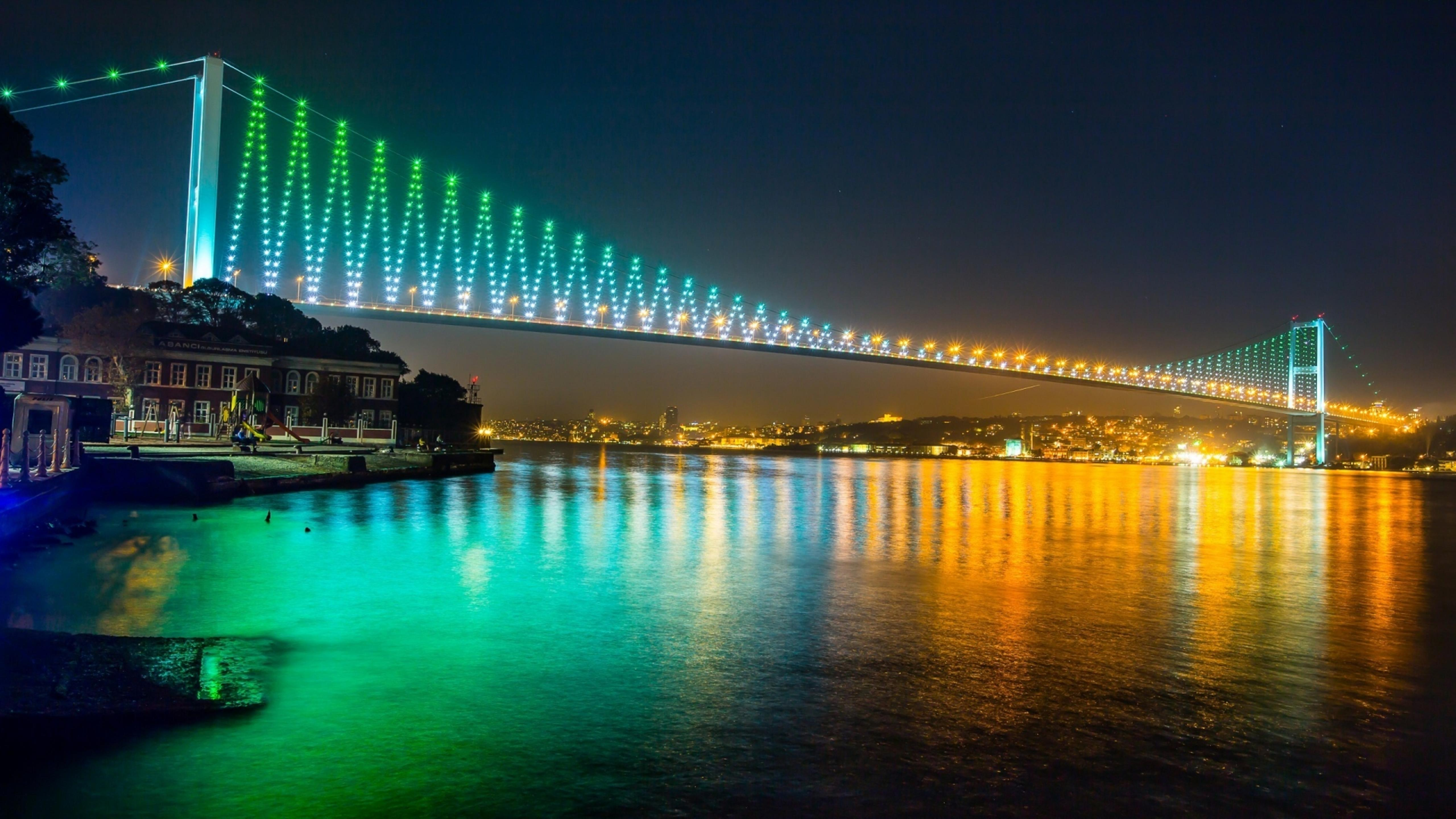 Good Wallpaper Night Colorful - colorful-bosphorus-bridge-from-istambul-in-night-5120x2880  You Should Have.jpg