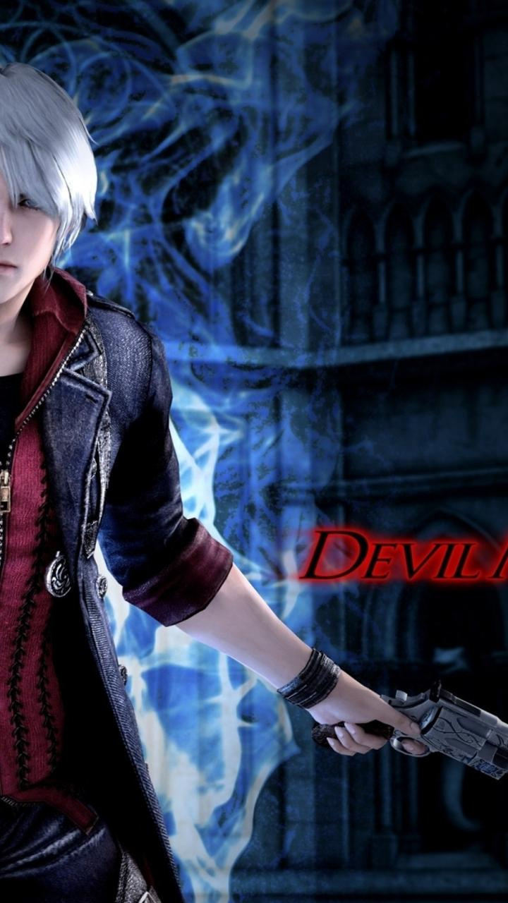 Devil may cry 4 game poster wallpaper download 720x1280 voltagebd Gallery