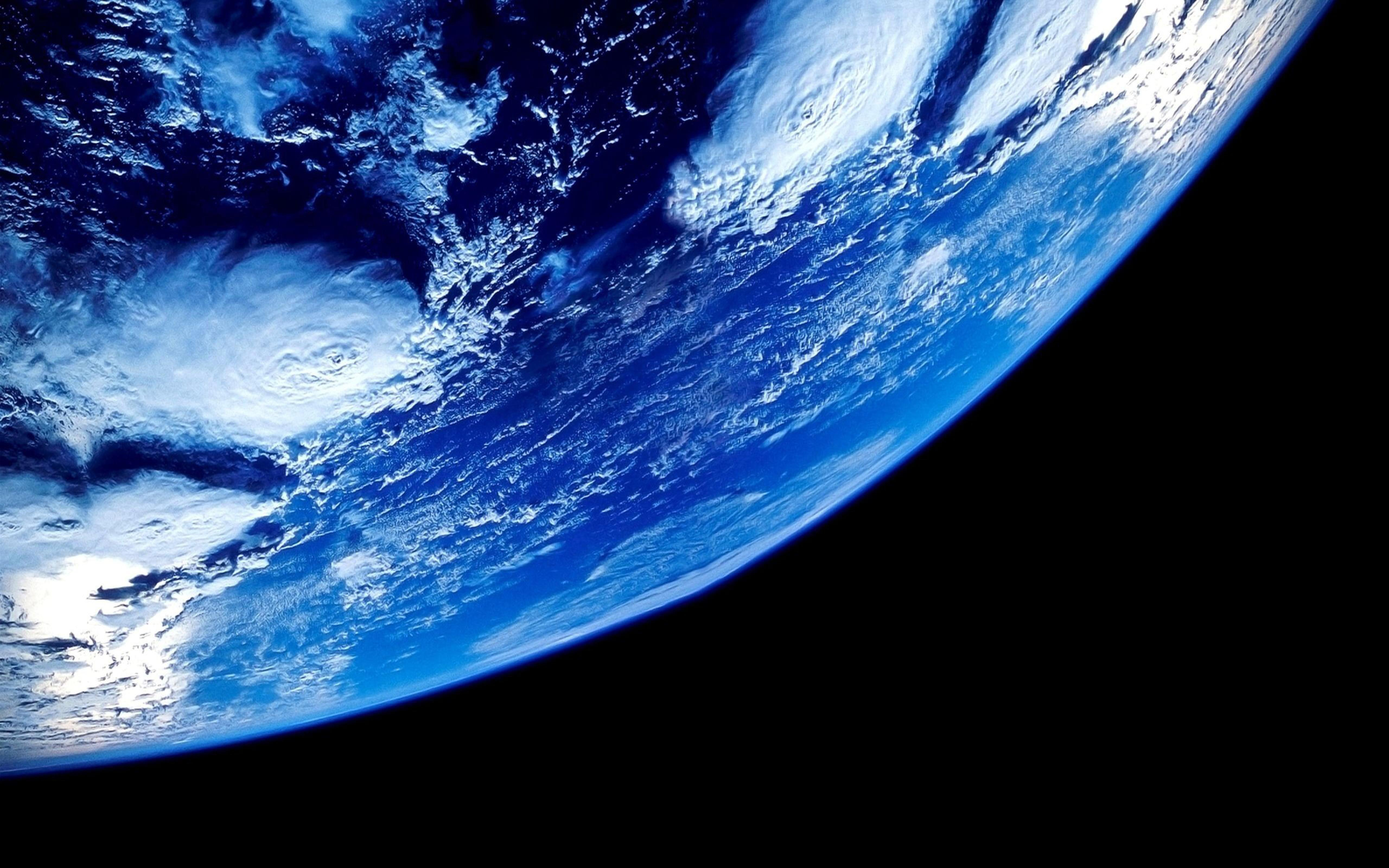 Earth Seen From Space HD Wallpaper Download 5120x3200
