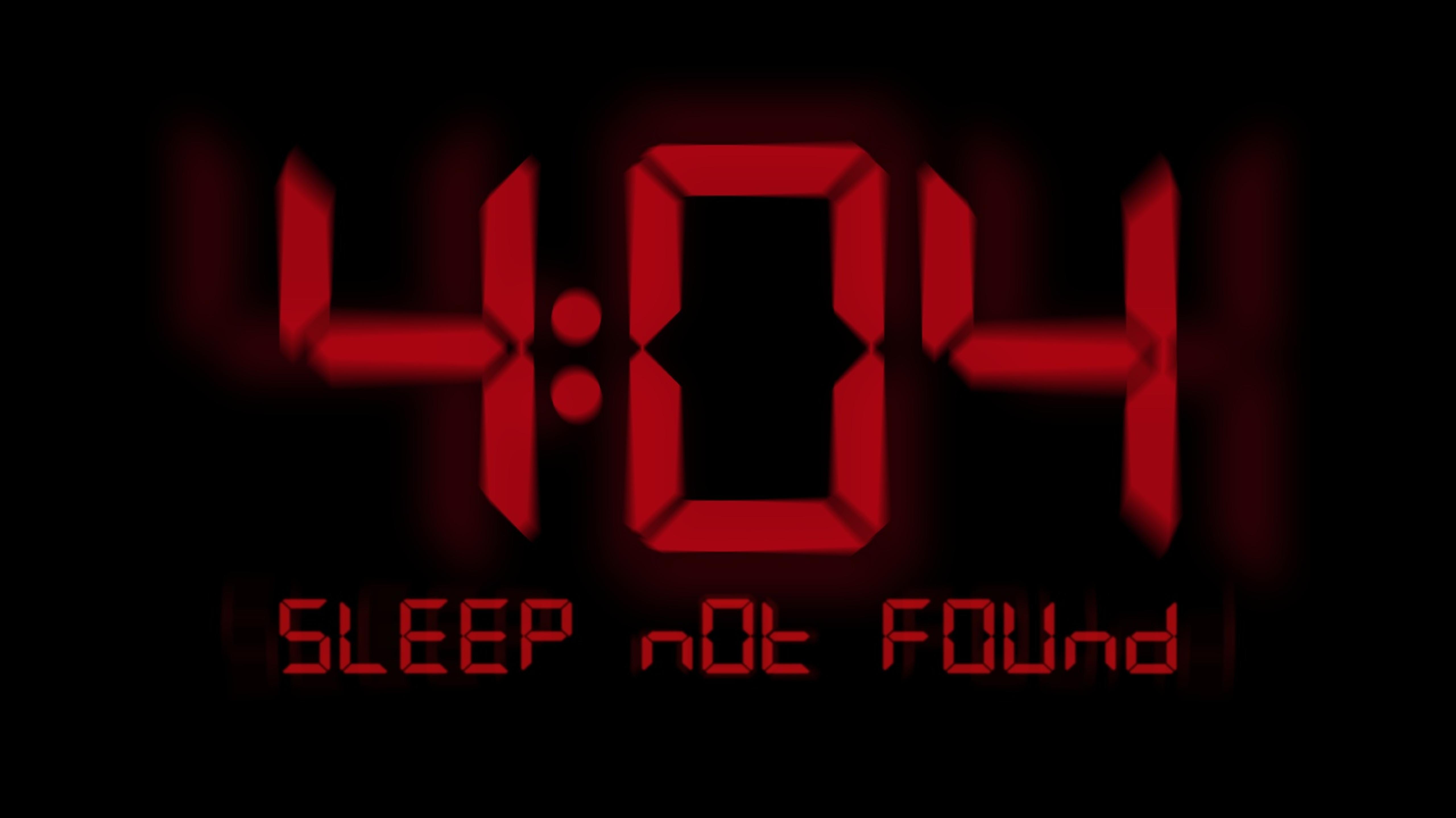 error sleep not found wallpaper download 5120x2880