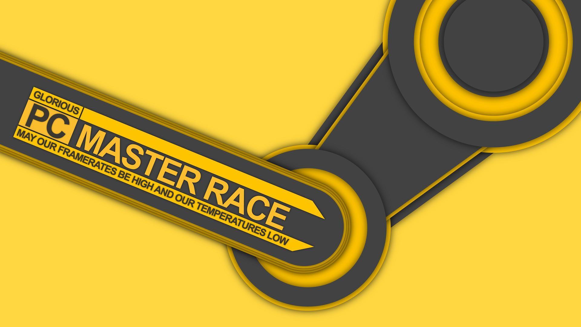 Gaming PC Master Race Wallpaper Wallpaper Download 1920x1080