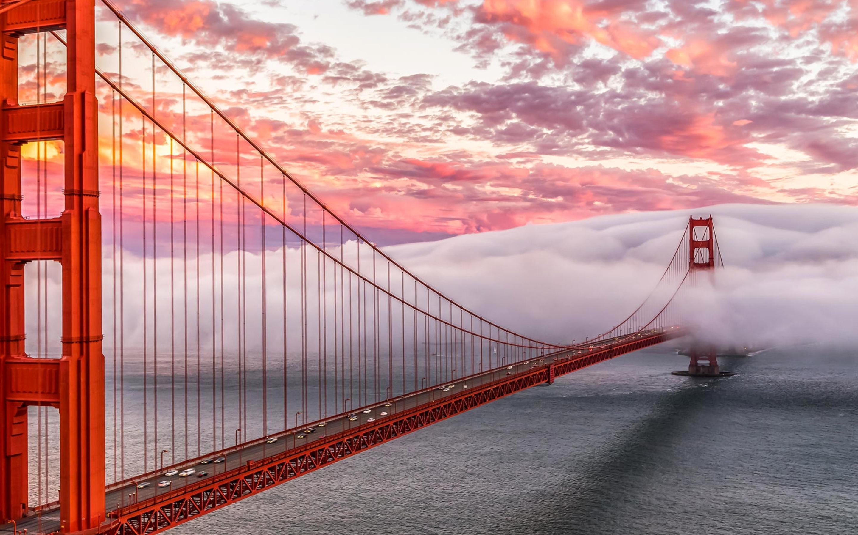 Good Wallpaper Macbook San Francisco - golden-gate-bridge-in-fog-in-san-francisco-2880x1800  Perfect Image Reference_97214.jpg