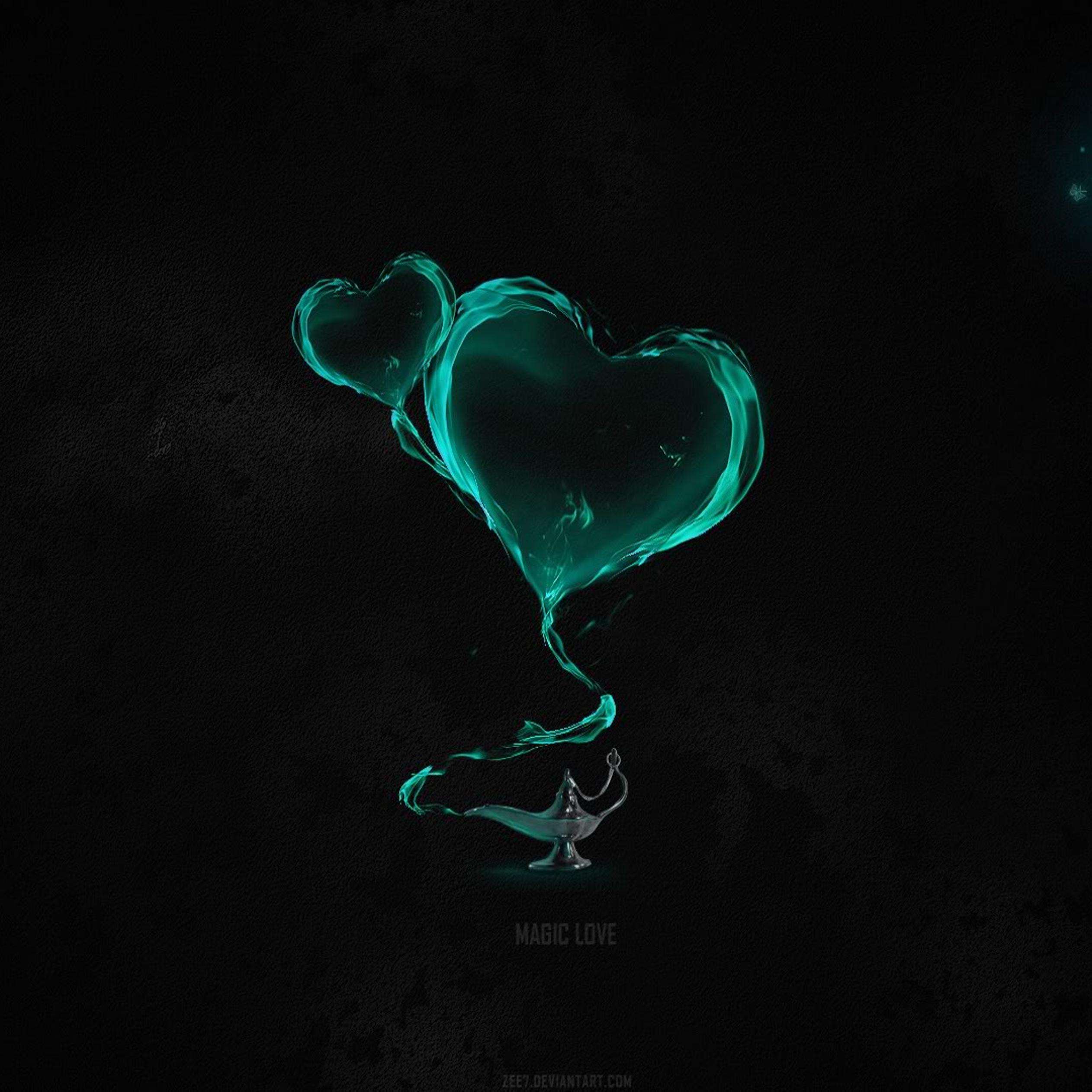 Must see Wallpaper Music Heart - green-hearts-of-music-magic-nights-2524x2524  Pictures_855126.jpg