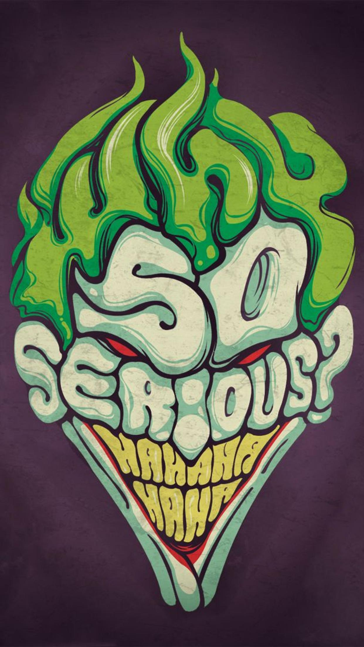 Why So Serious Wallpaper ✓ Wallpaper Directory
