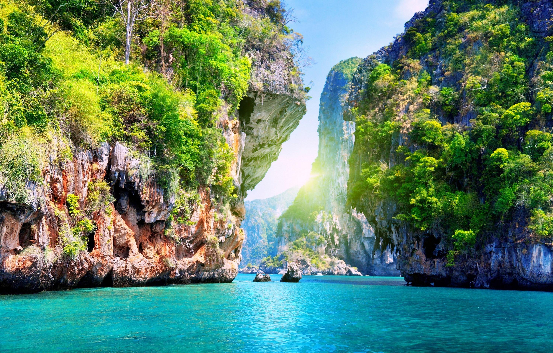Lagoon Beautiful Landscape