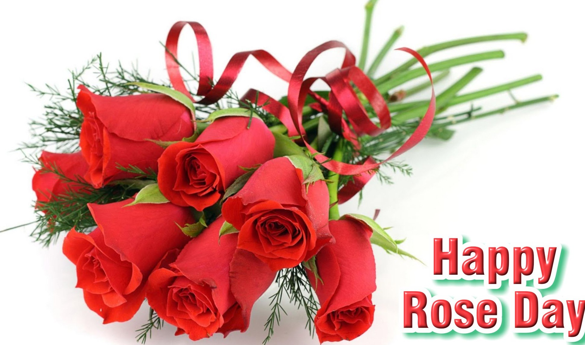 Love time beautiful bouquet of roses valentines day izmirmasajfo