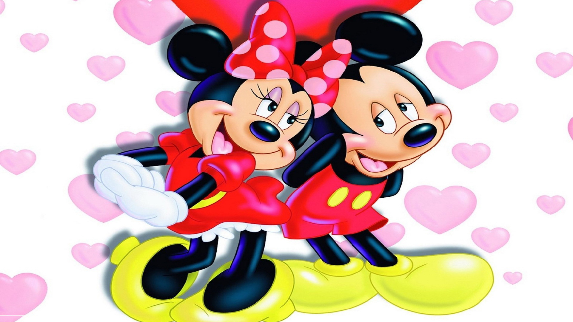 Mickey mouse and minnie mouse lovers - Mickey mouse minnie cienta ...