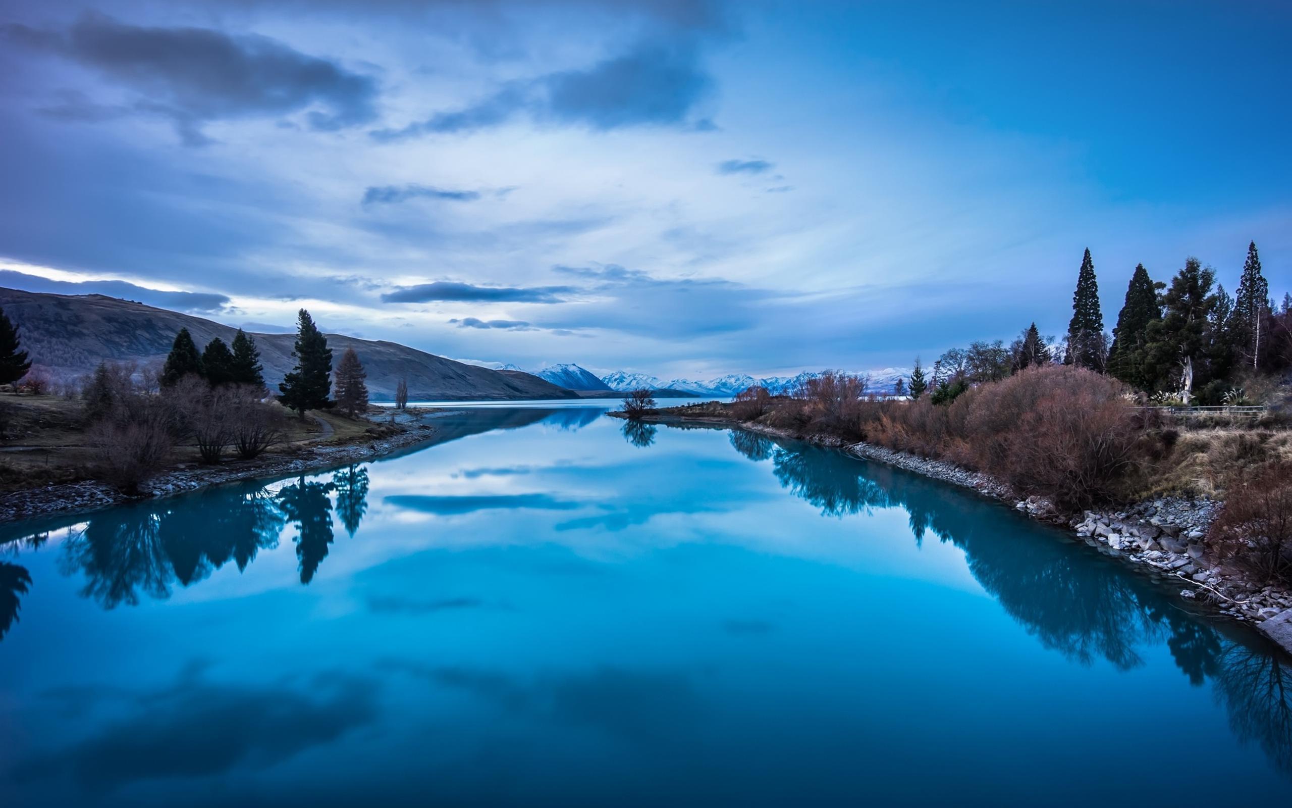 Nature in blue color hd wallpaper download 2560x1600 - Nature wallpaper 2560x1600 ...