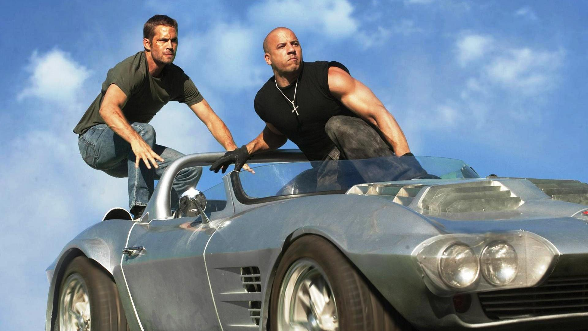 Download Wallpaper 1920x1080 Paul Walker And Vin Diesel In Fast Furious 6