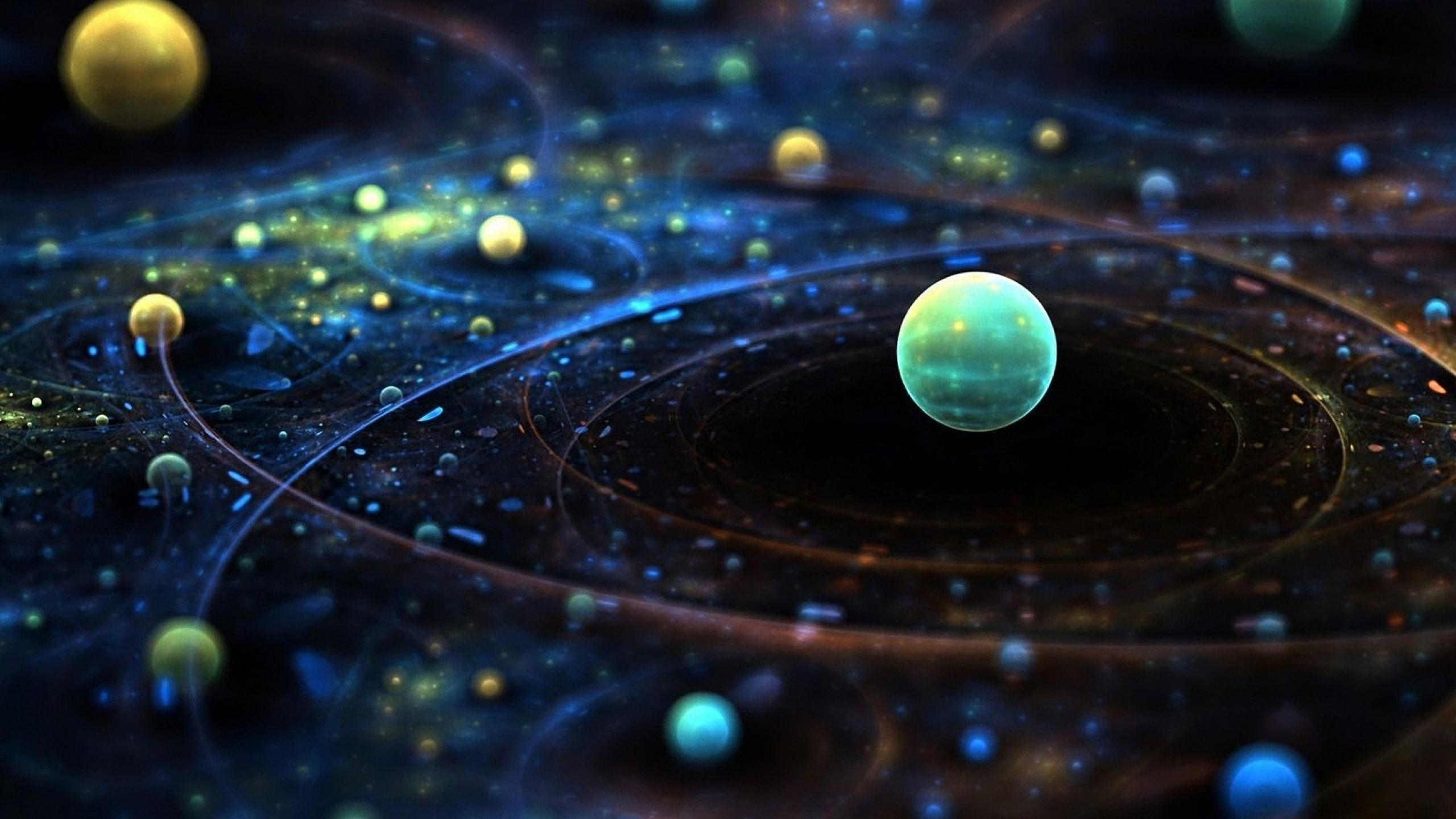 planets of the space - hd macro wallpaper wallpaper download 2560x1440