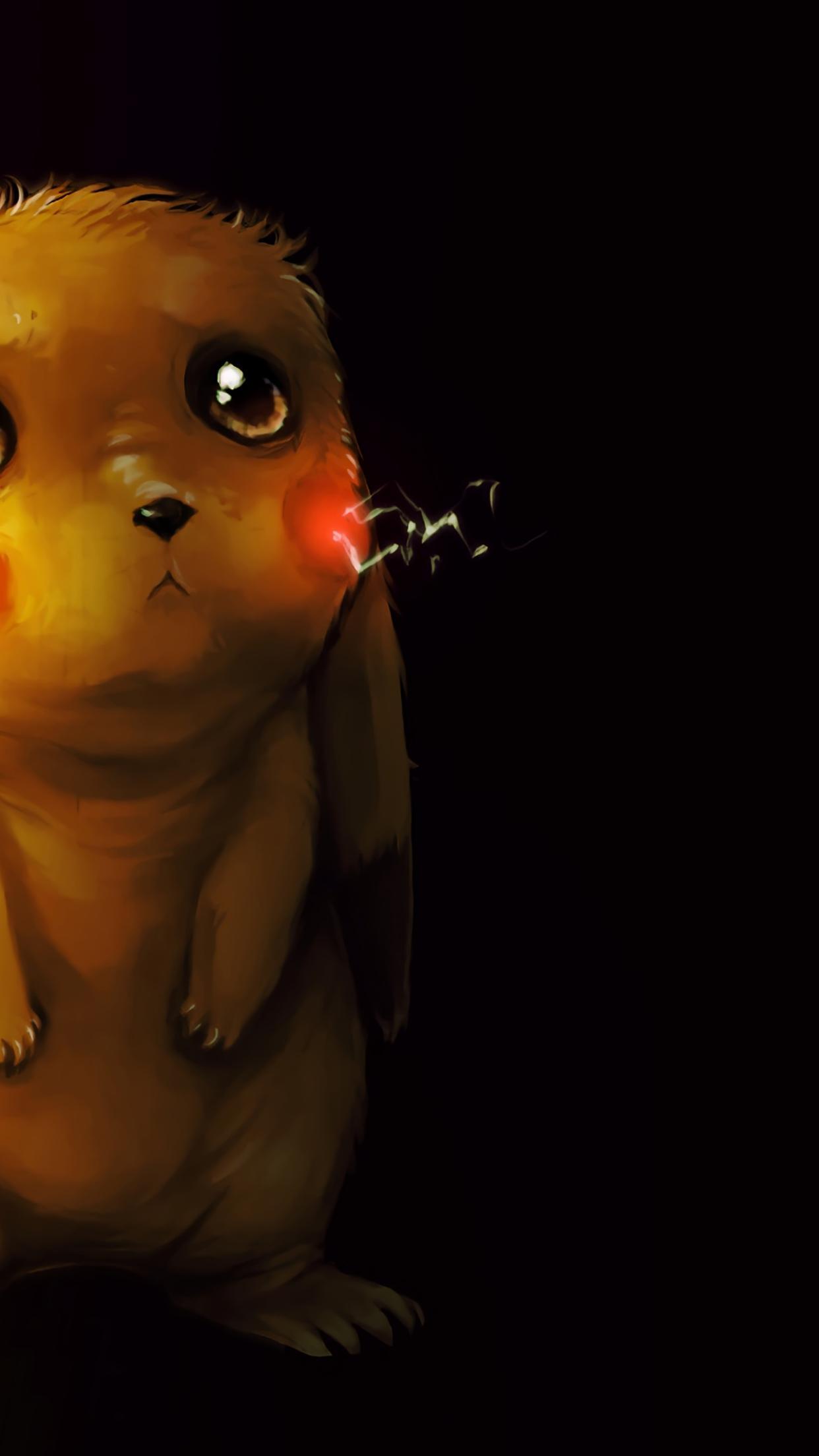 sad pokemon puppy eyes wallpaper download 1242x2208