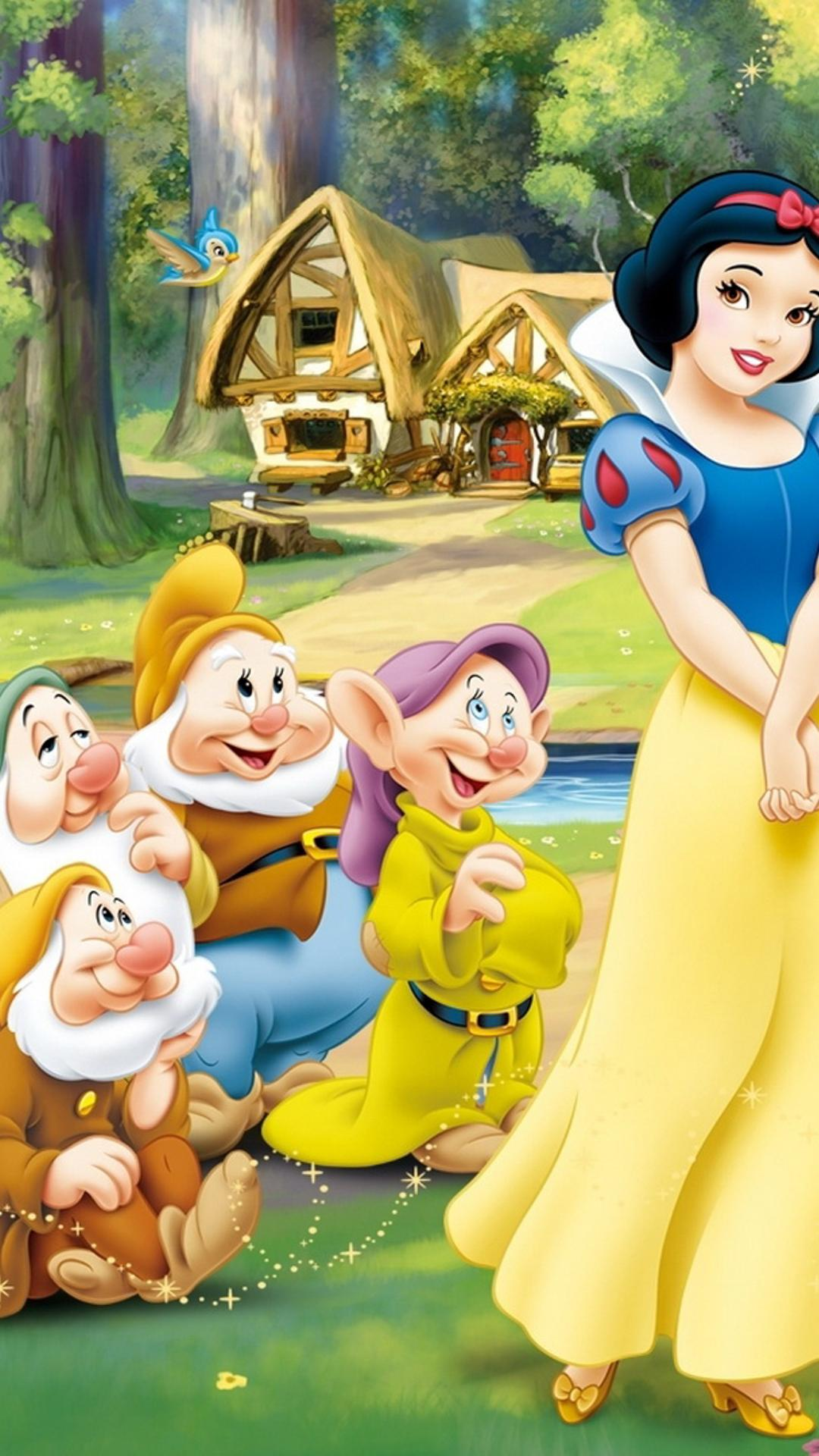 Snow white and the seven dwarfs 3d  erotic picture