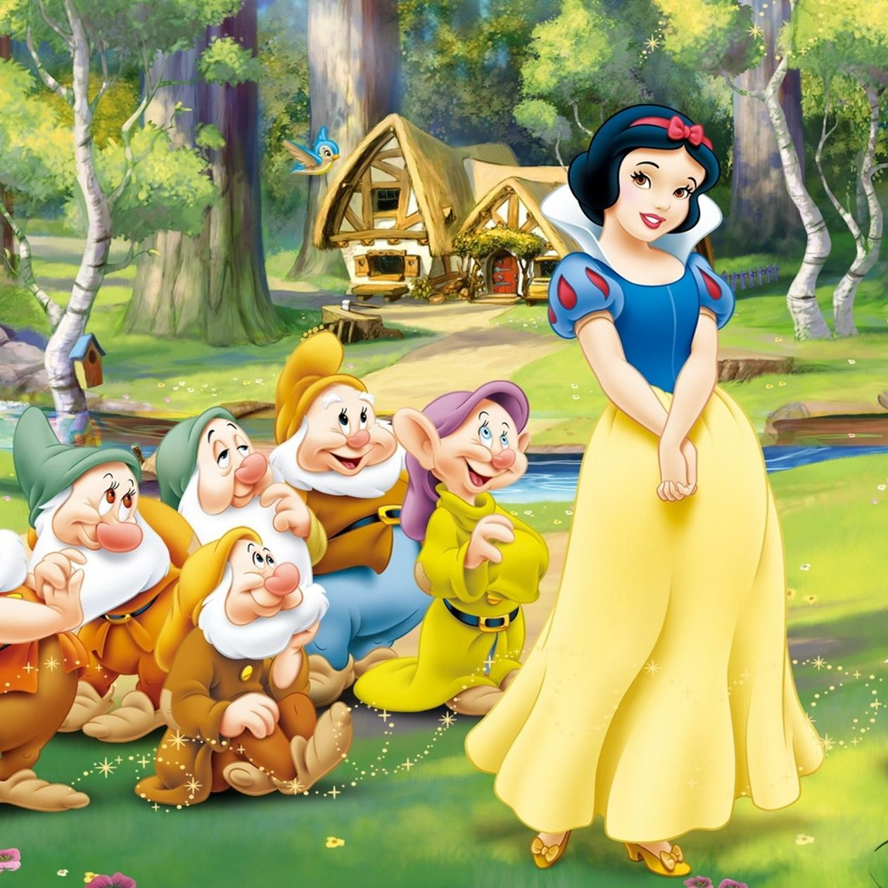 Snow white and the seven dwarfs 3d  fucked scenes