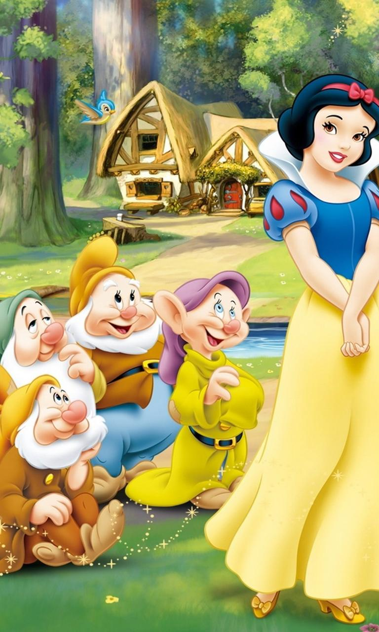 Snow white and the seven dwarfs 3d  nude tube