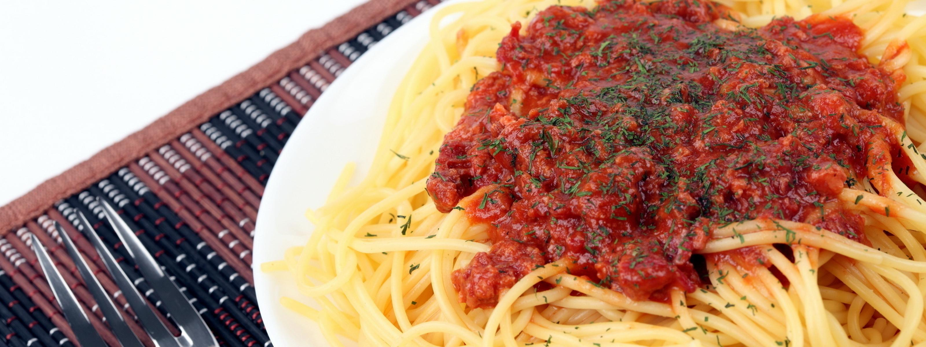 Рецепты соуса к спагетти