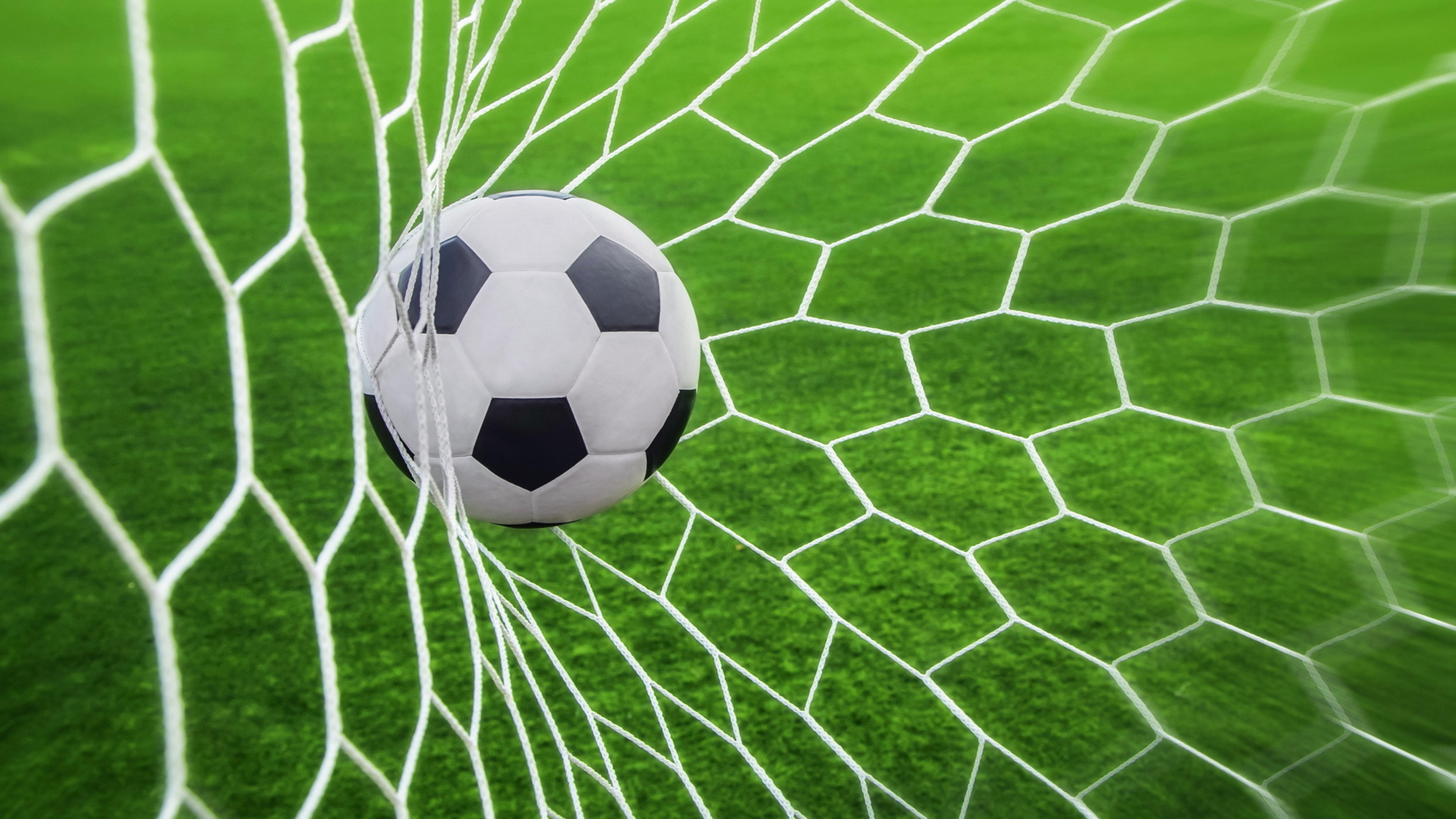 Soccer Goal Wallpaper Download 5120x2880