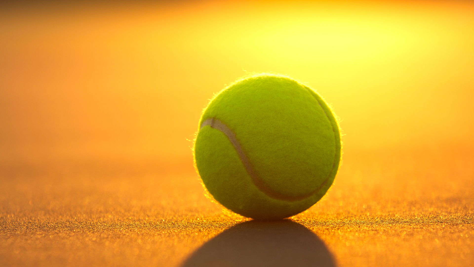 Tennis Ball Sport Hd Wallpaper