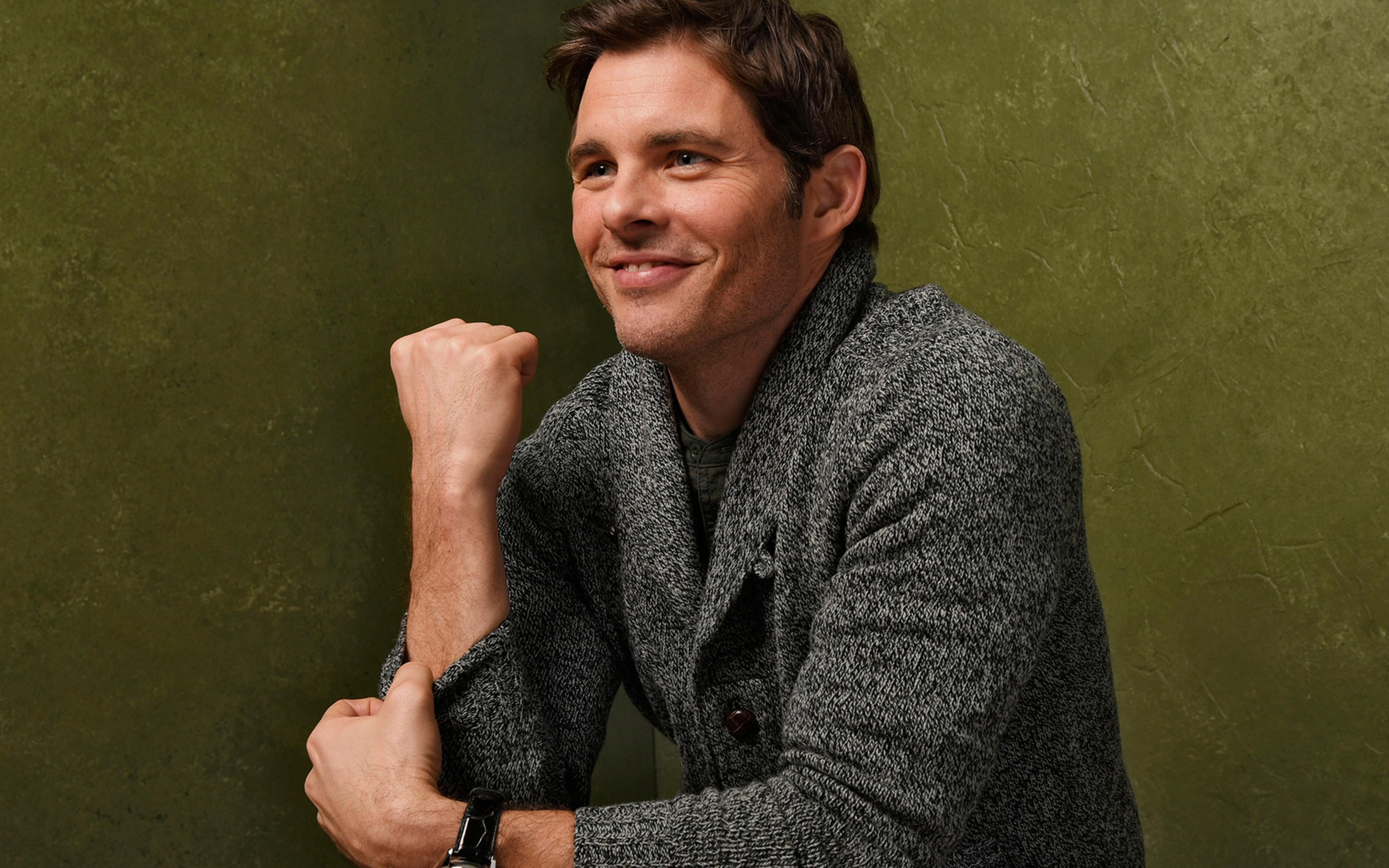 the actor james marsden with a smile on face wallpaper download