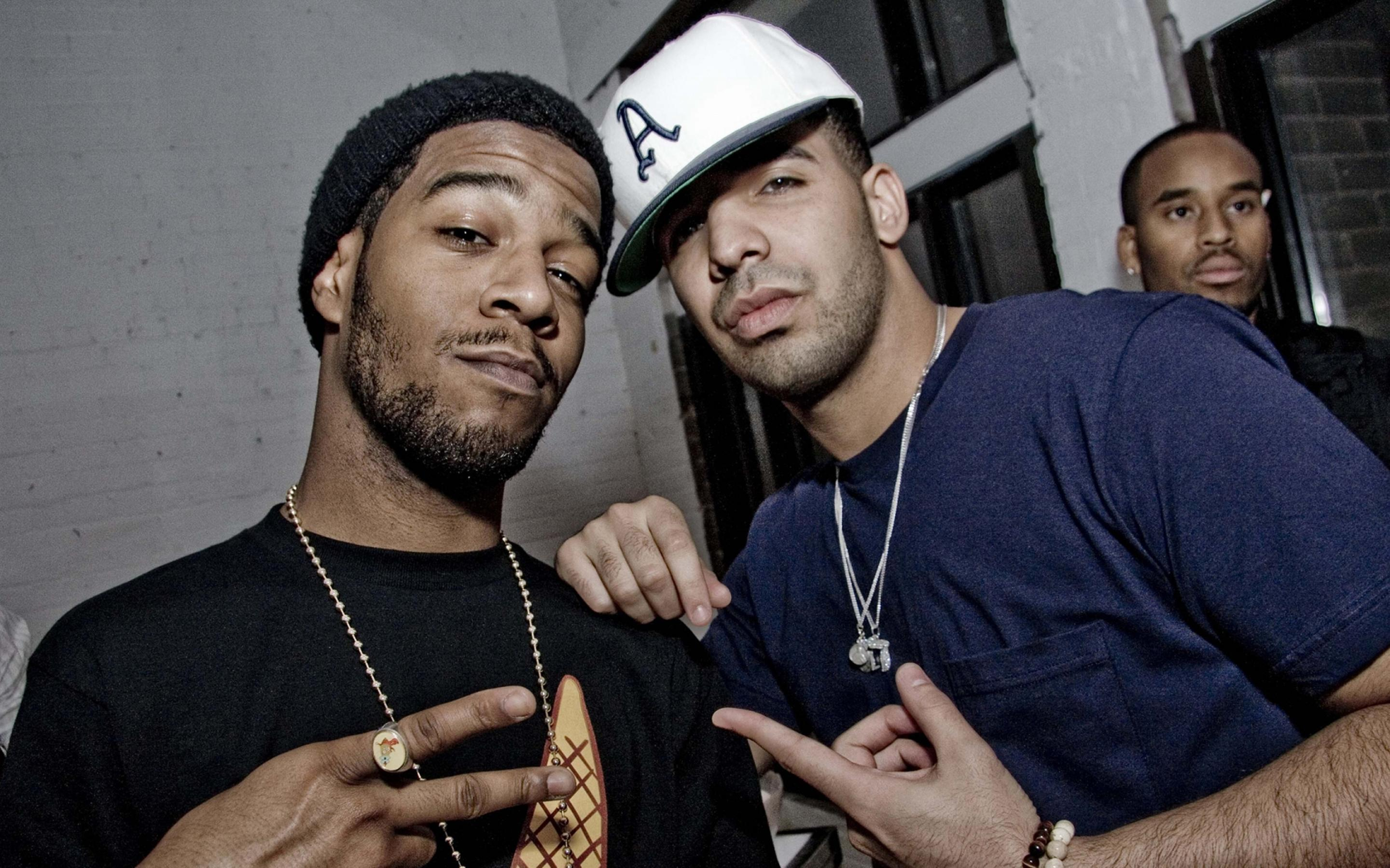 Most Inspiring Wallpaper Macbook Drake - the-better-rapper-kid-cudi-and-drake-2880x1800  Perfect Image Reference_524935.jpg