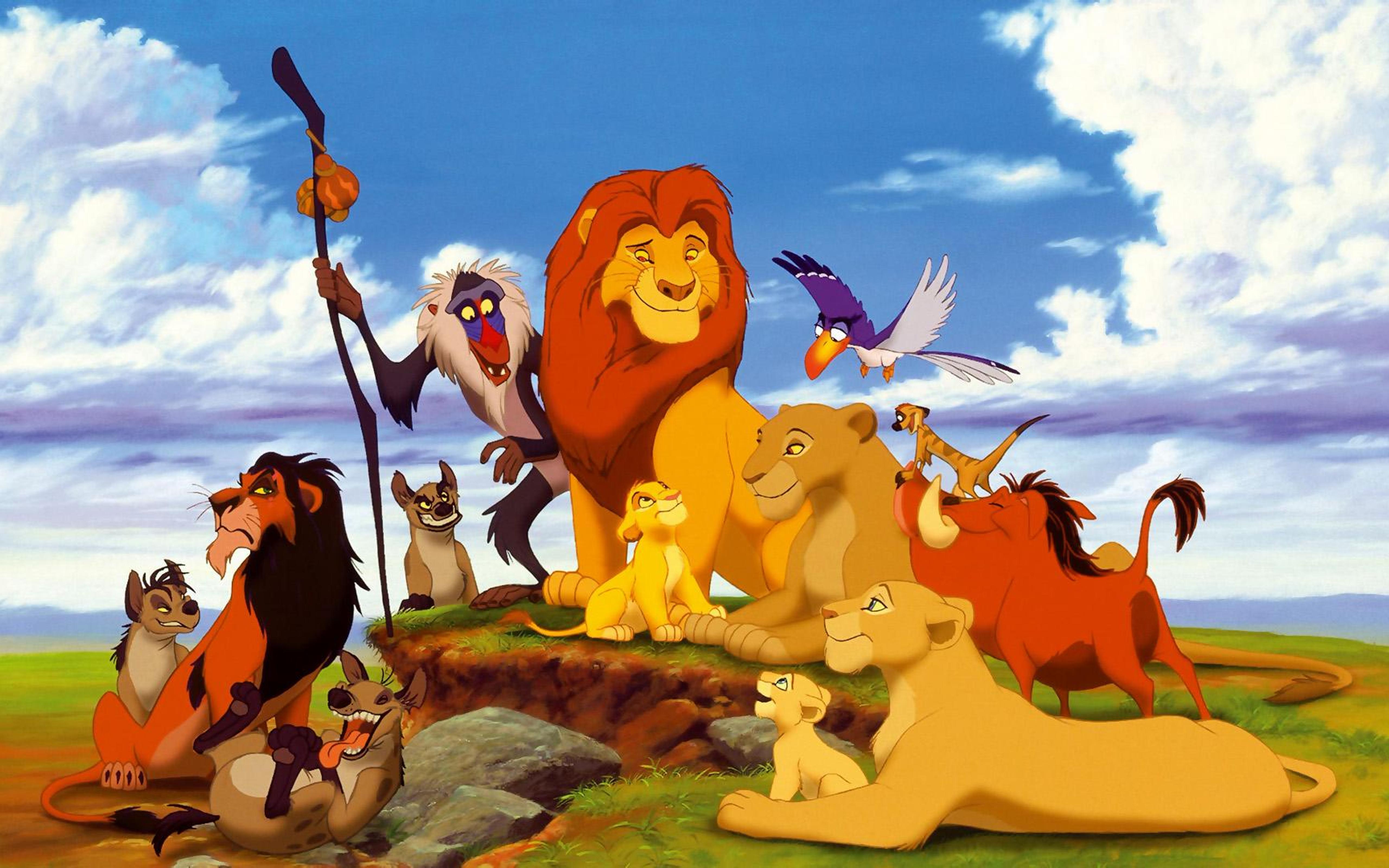 Фото львов из всех мультиков 2