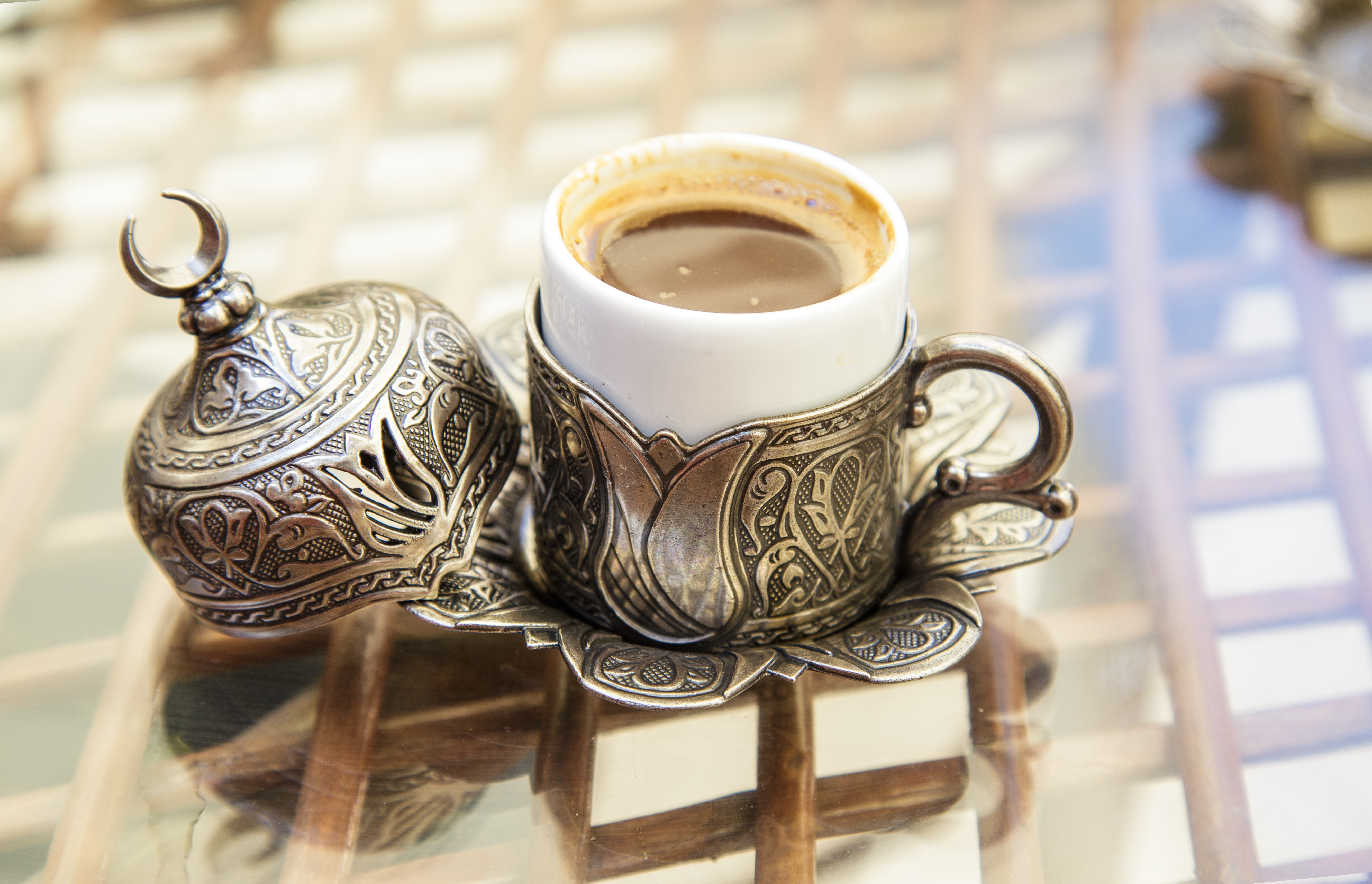 Turkish Cup For Coffee Hd Wallpaper