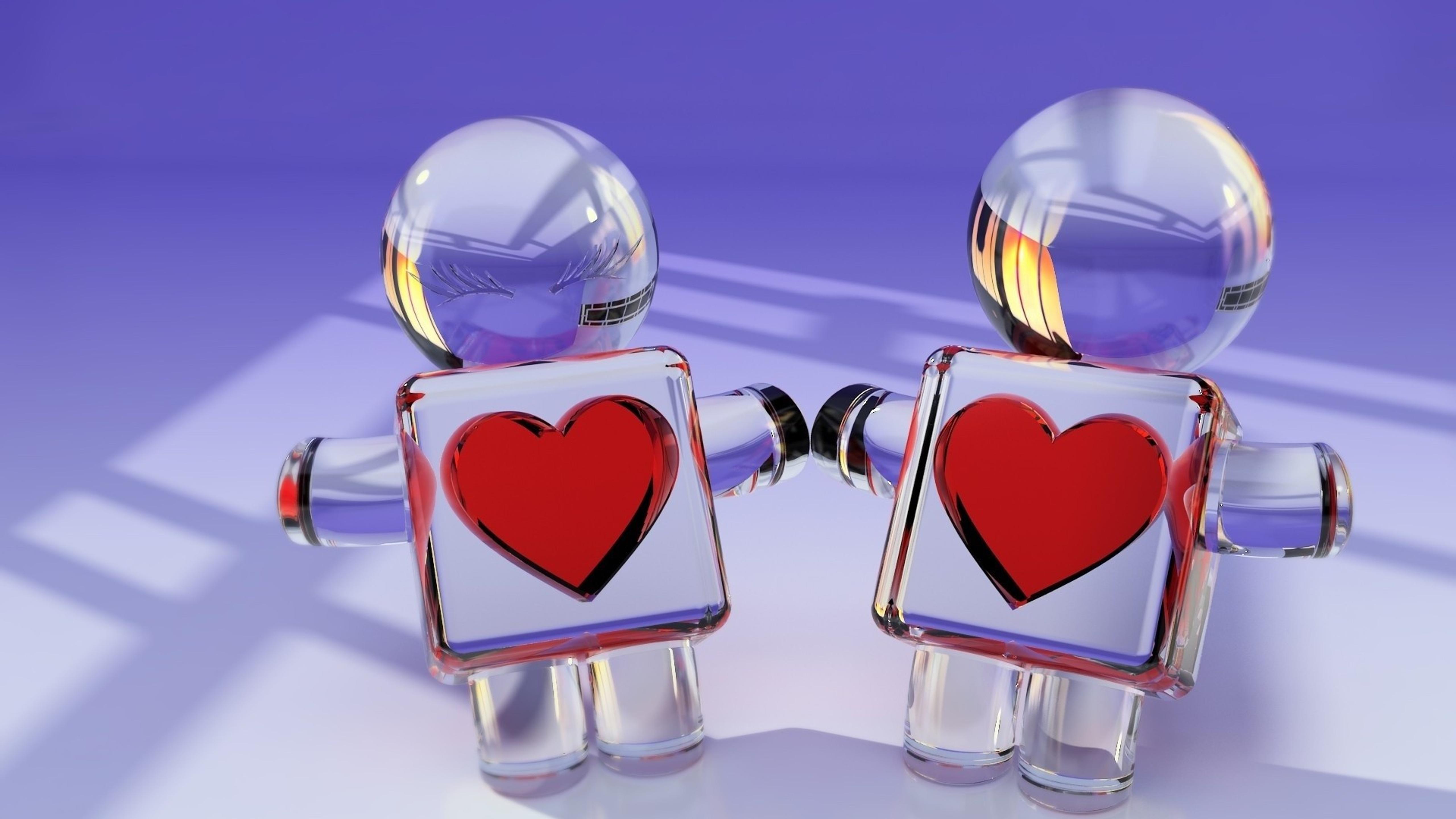 Картинки любовь 3д 2