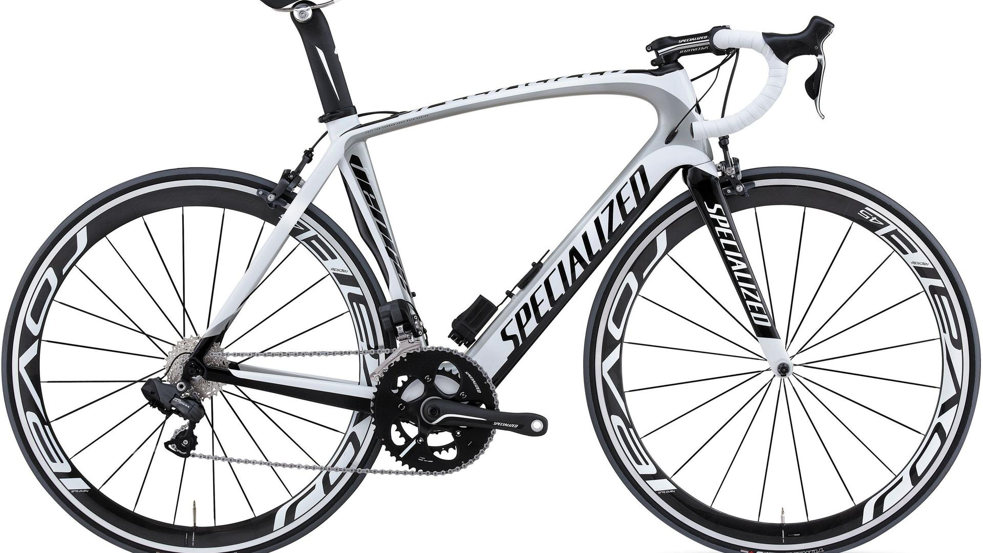 White And Black Bicycle Sports Specialized Bike