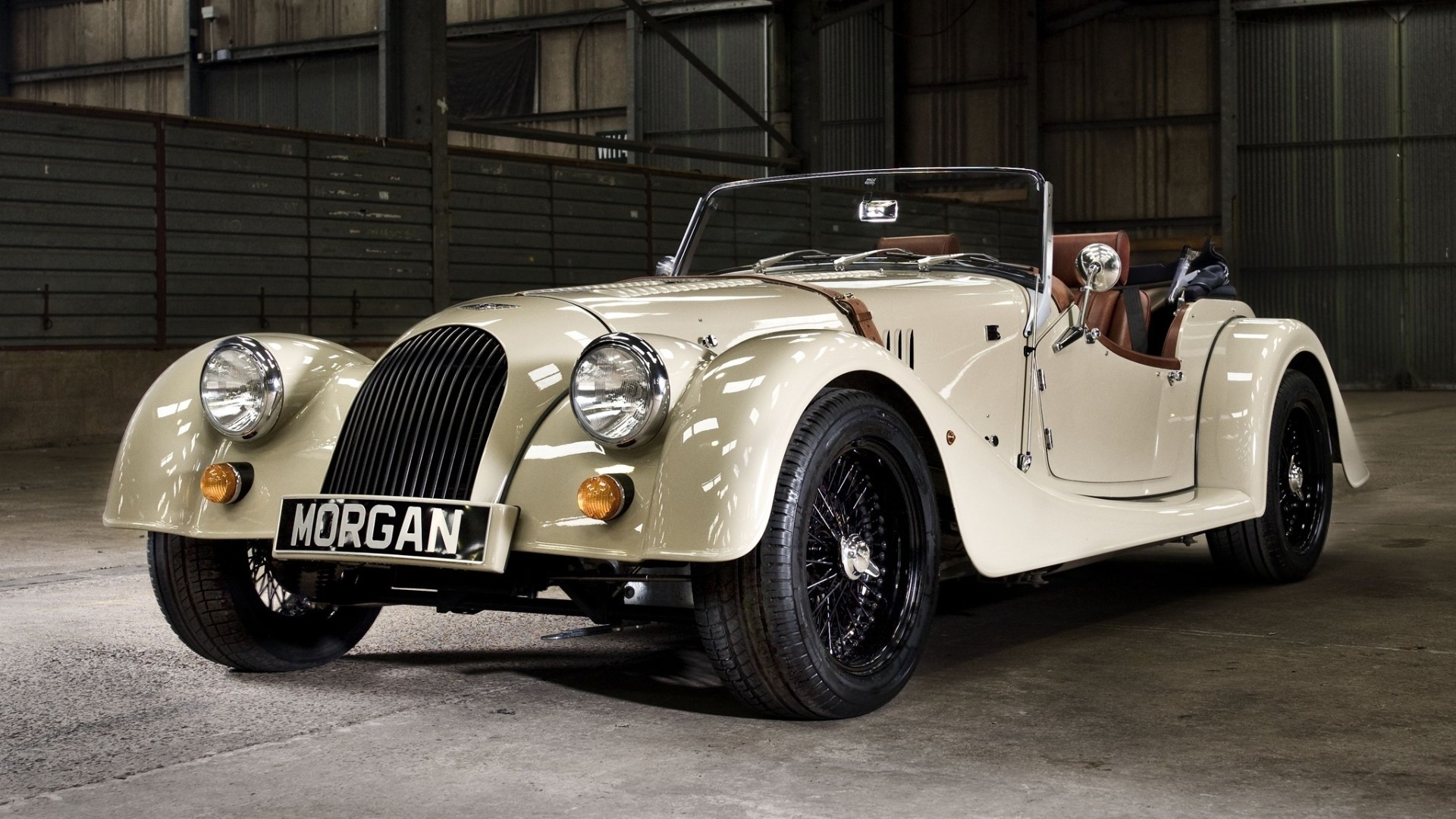 Morgan Sports Car  Seater