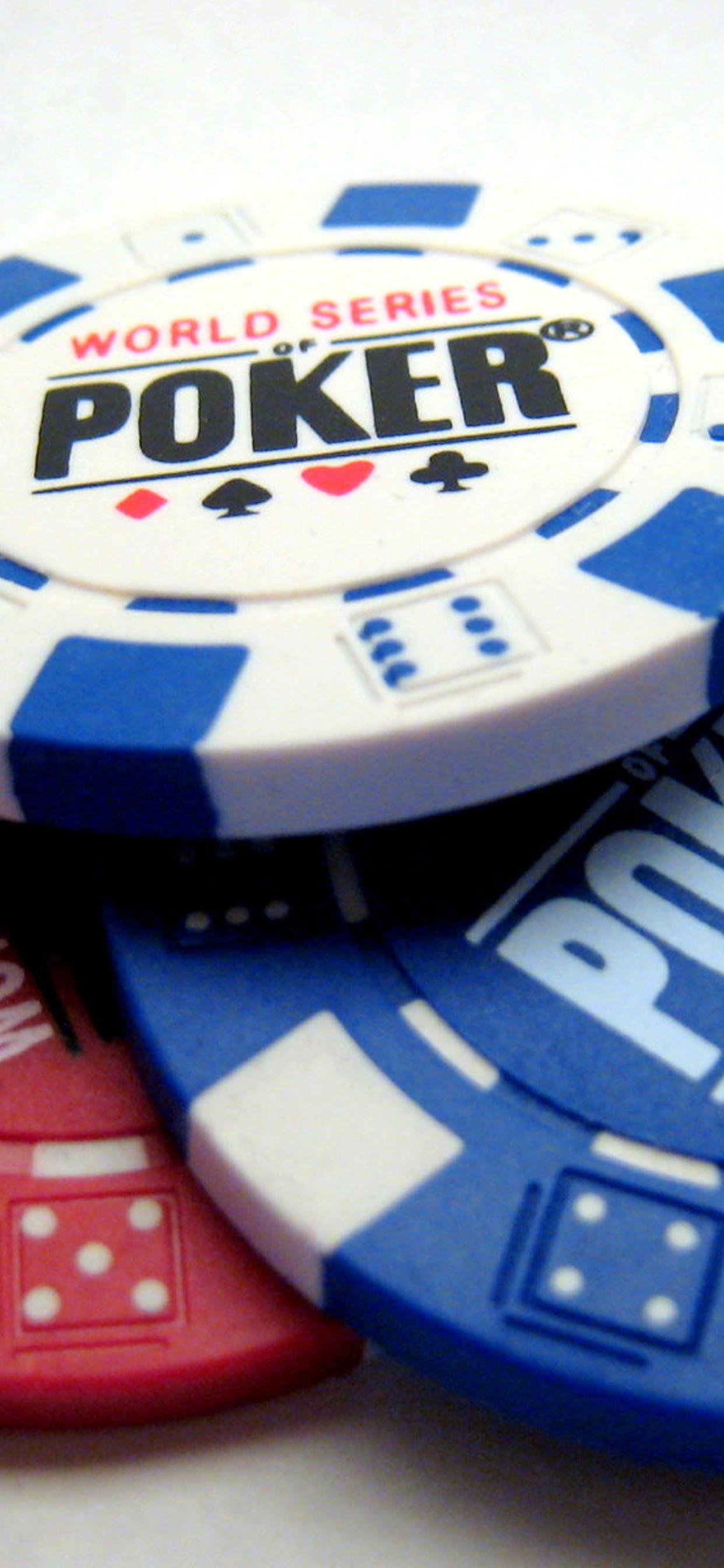 Three Poker Money On The Table Hd Wallpaper