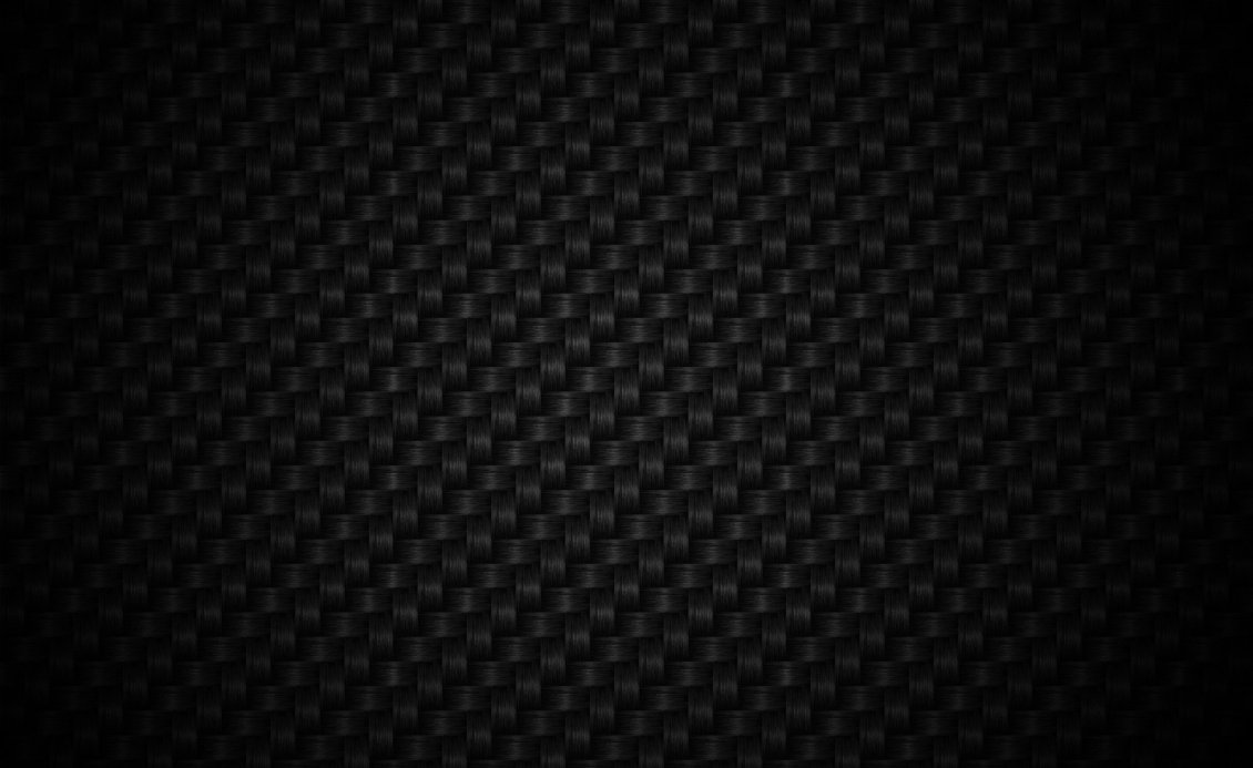 Download Wallpaper Woven black textile fibers
